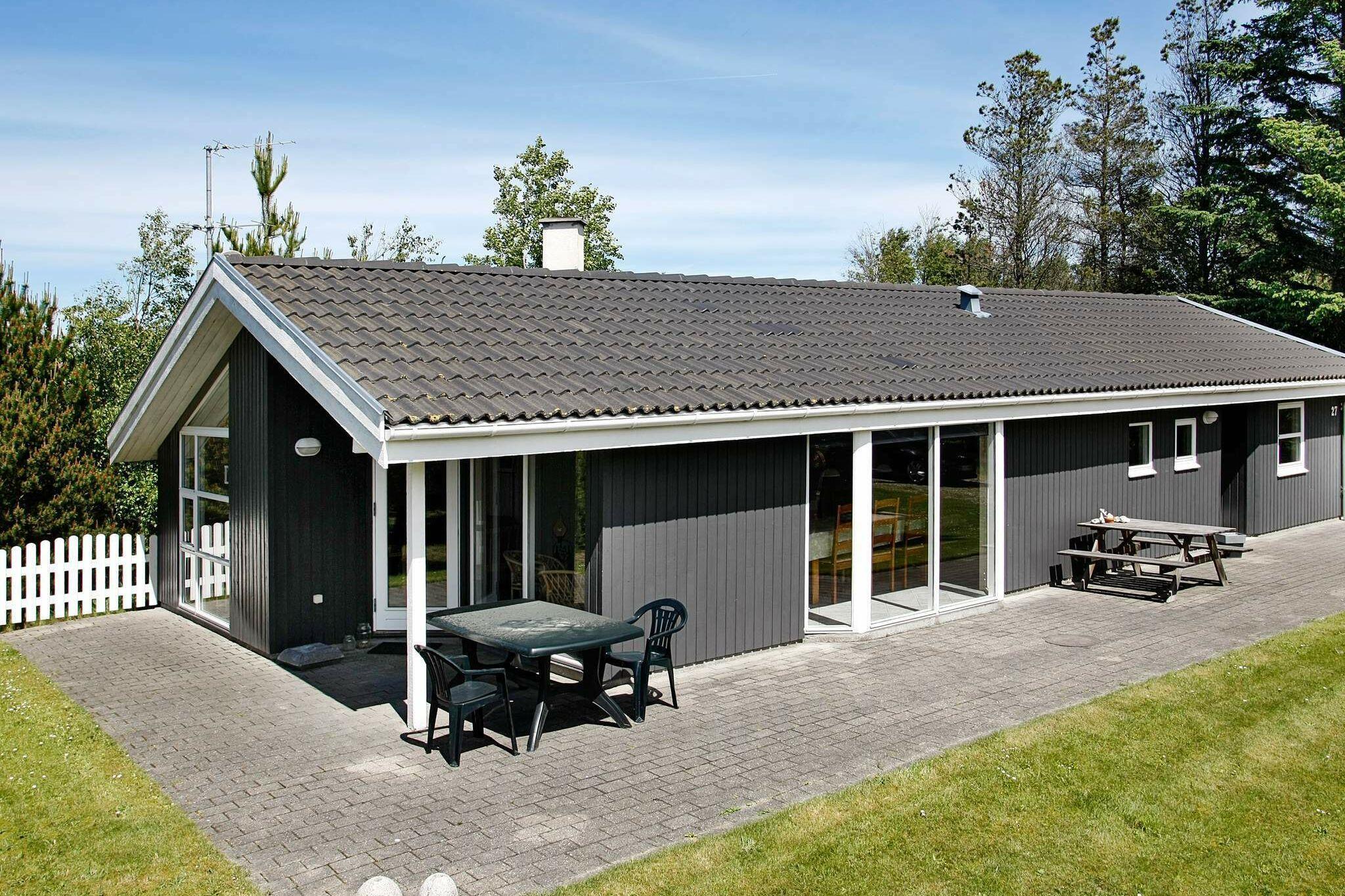 Ferienhaus in Fjerritslev für 10 Personen