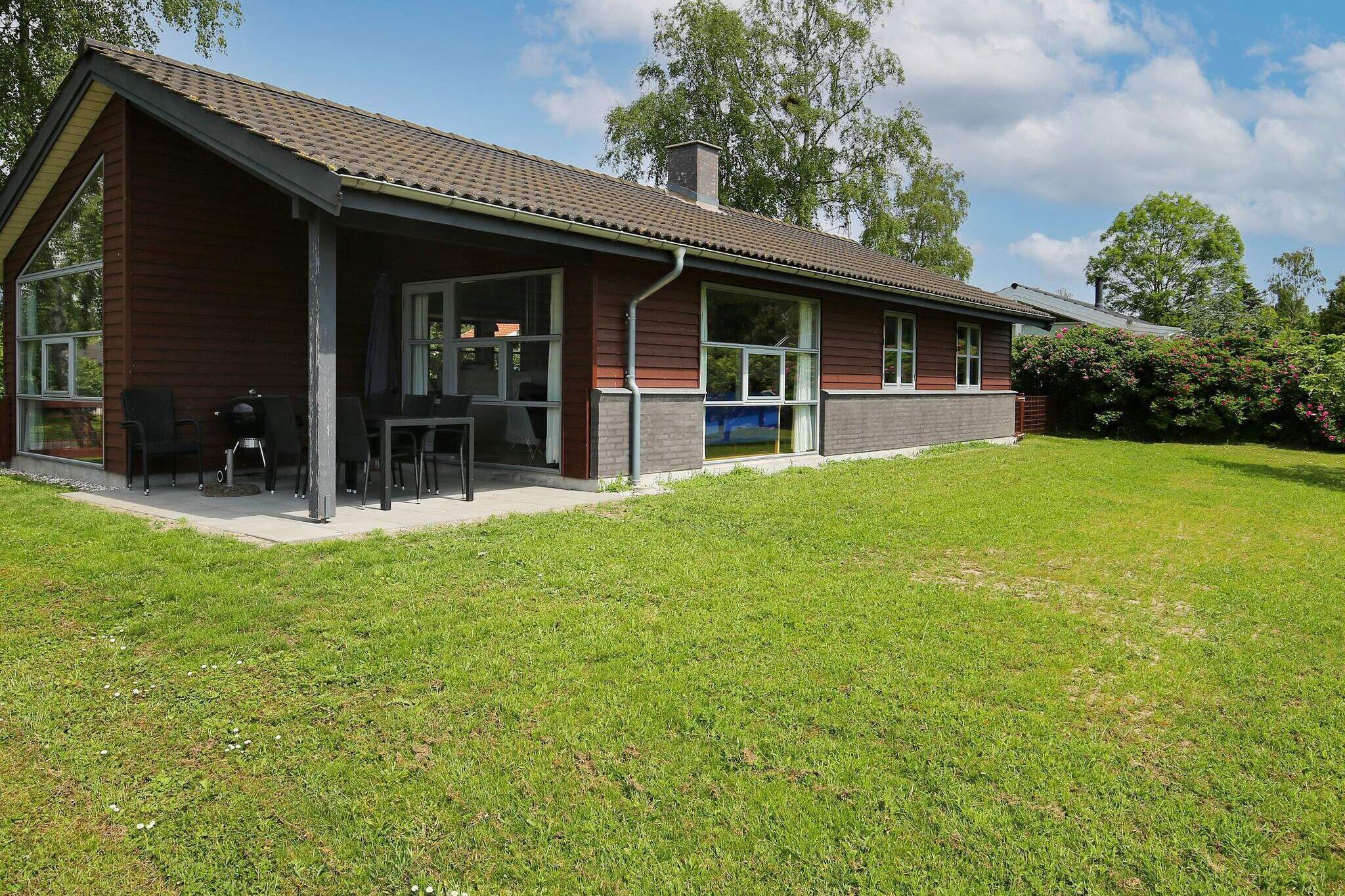 Ferienhaus in Stubbeköbing für 8 Personen