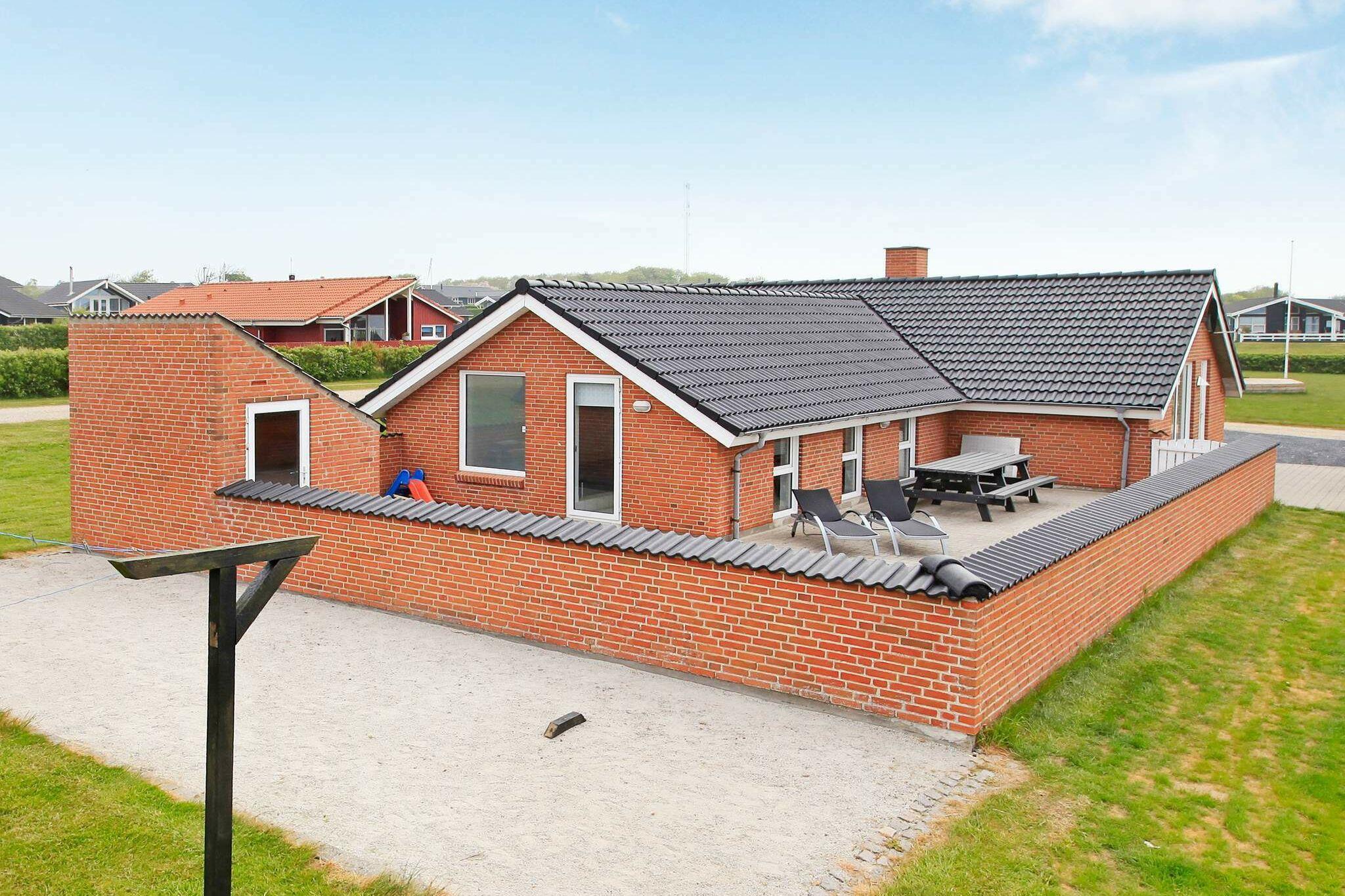 Ferienhaus in Vinderup für 8 Personen