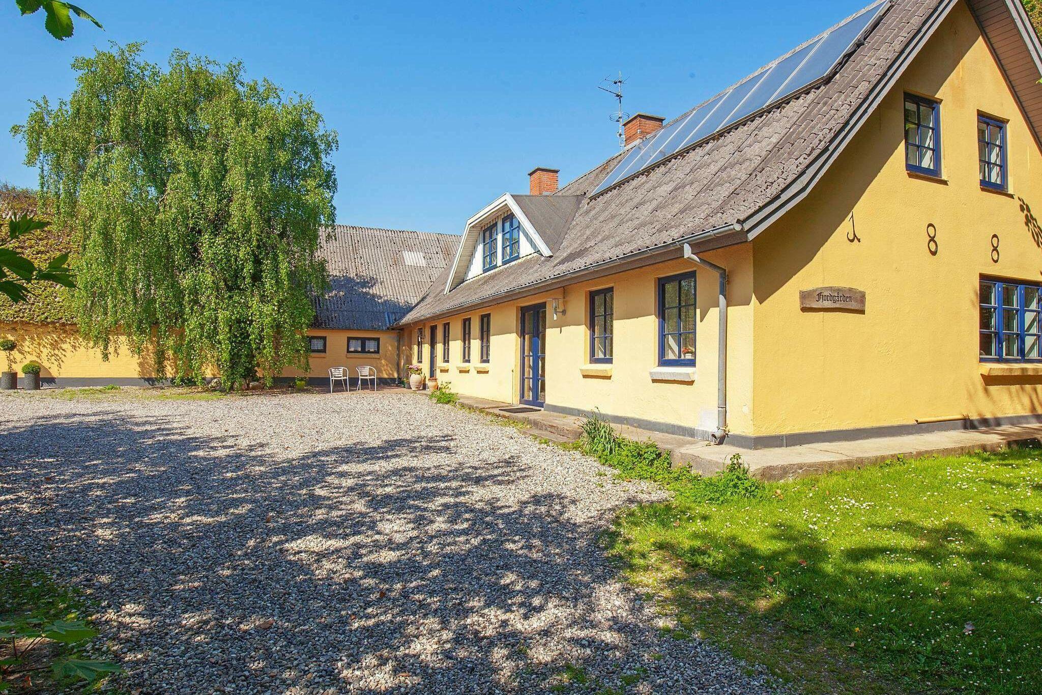 Ferienhaus in Thyholm für 16 Personen