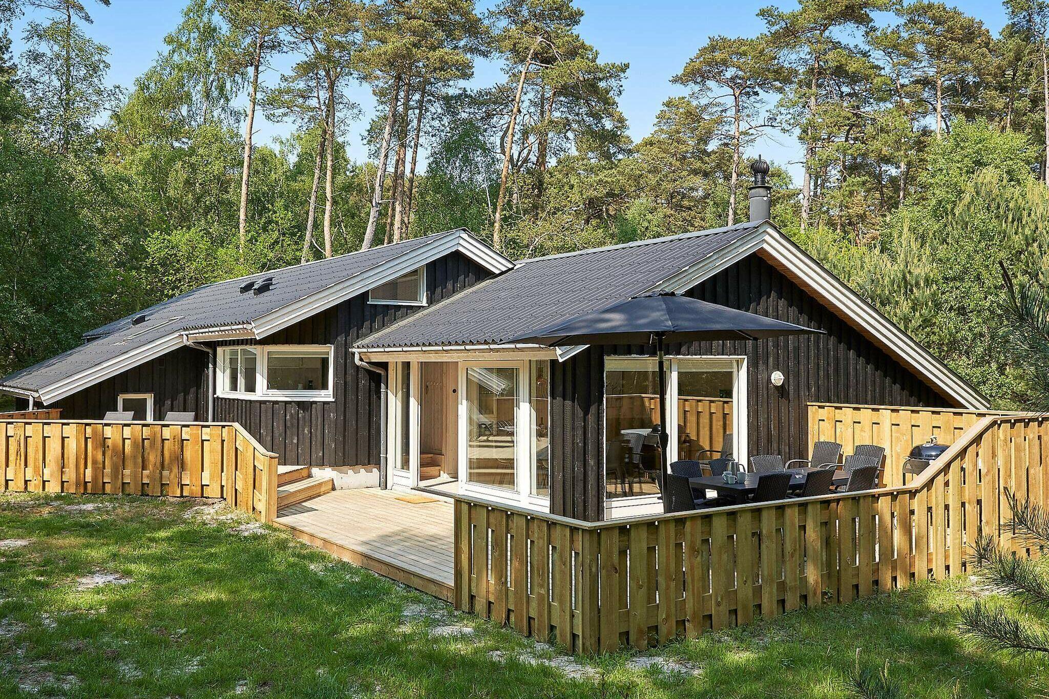 Ferienhaus in Nexö für 8 Personen