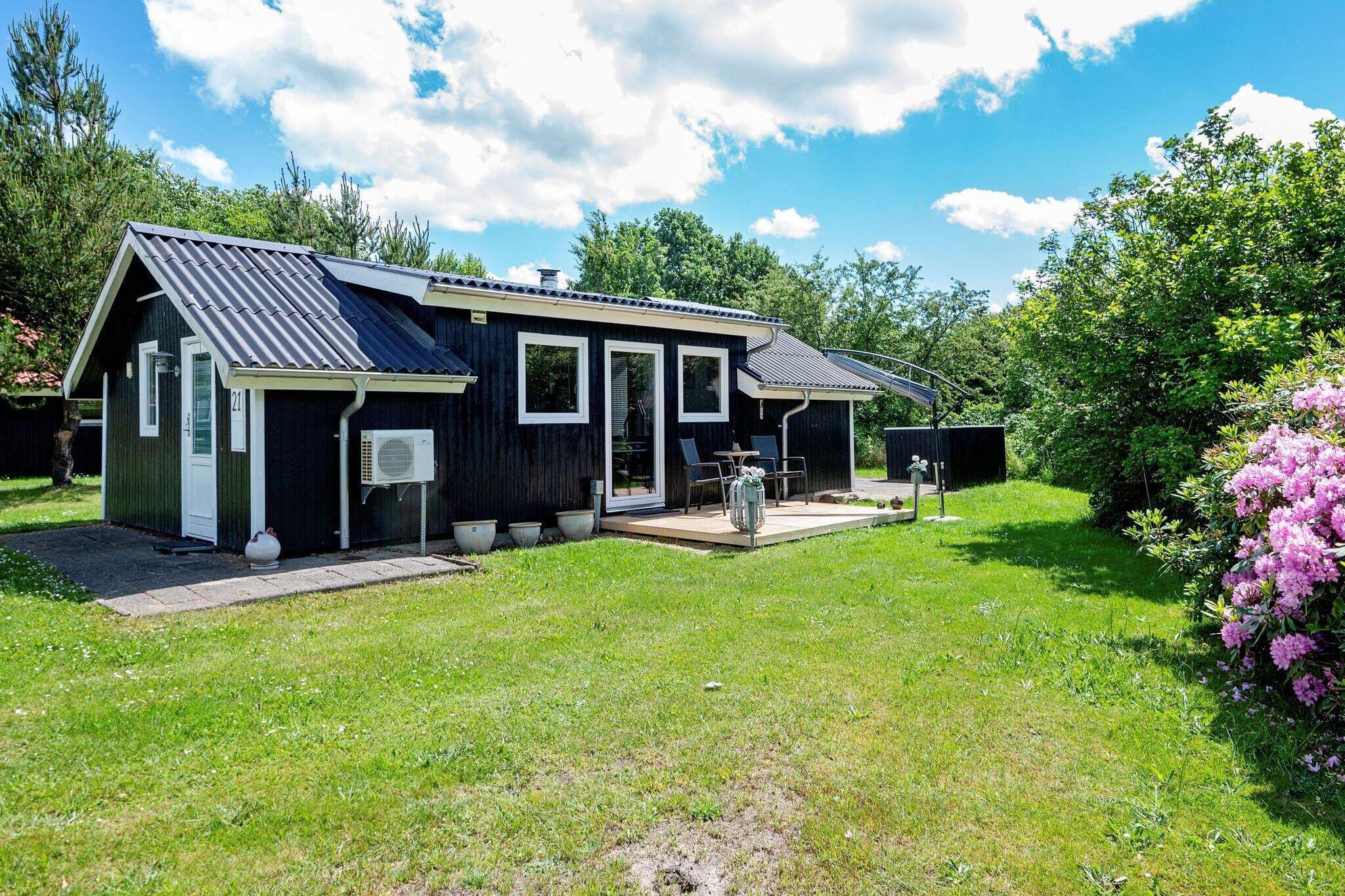 Ferienhaus in Hovborg für 4 Personen