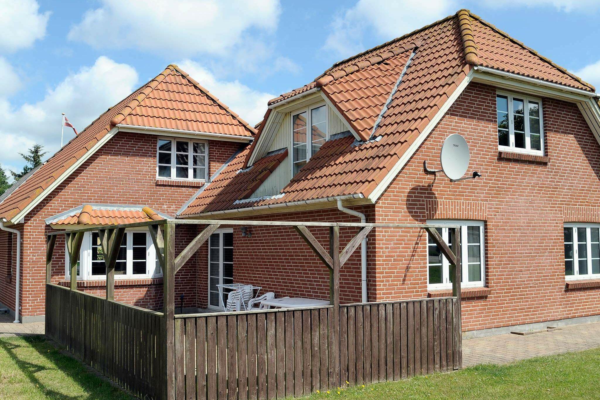 Ferienhaus in Blavand für 14 Personen