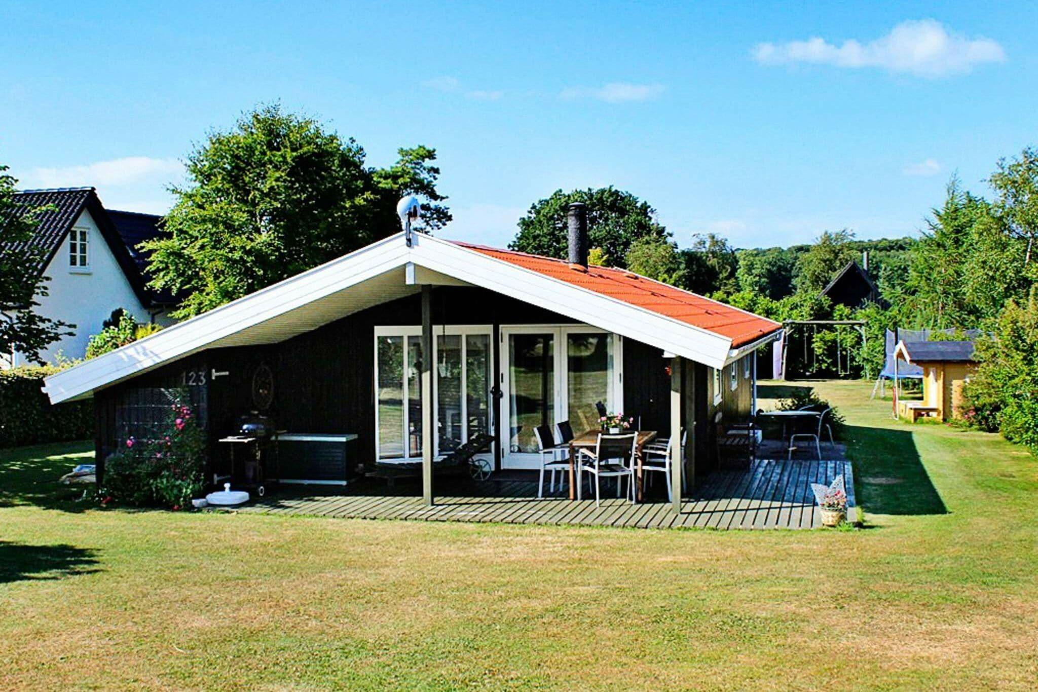 Ferienhaus in Stege für 6 Personen