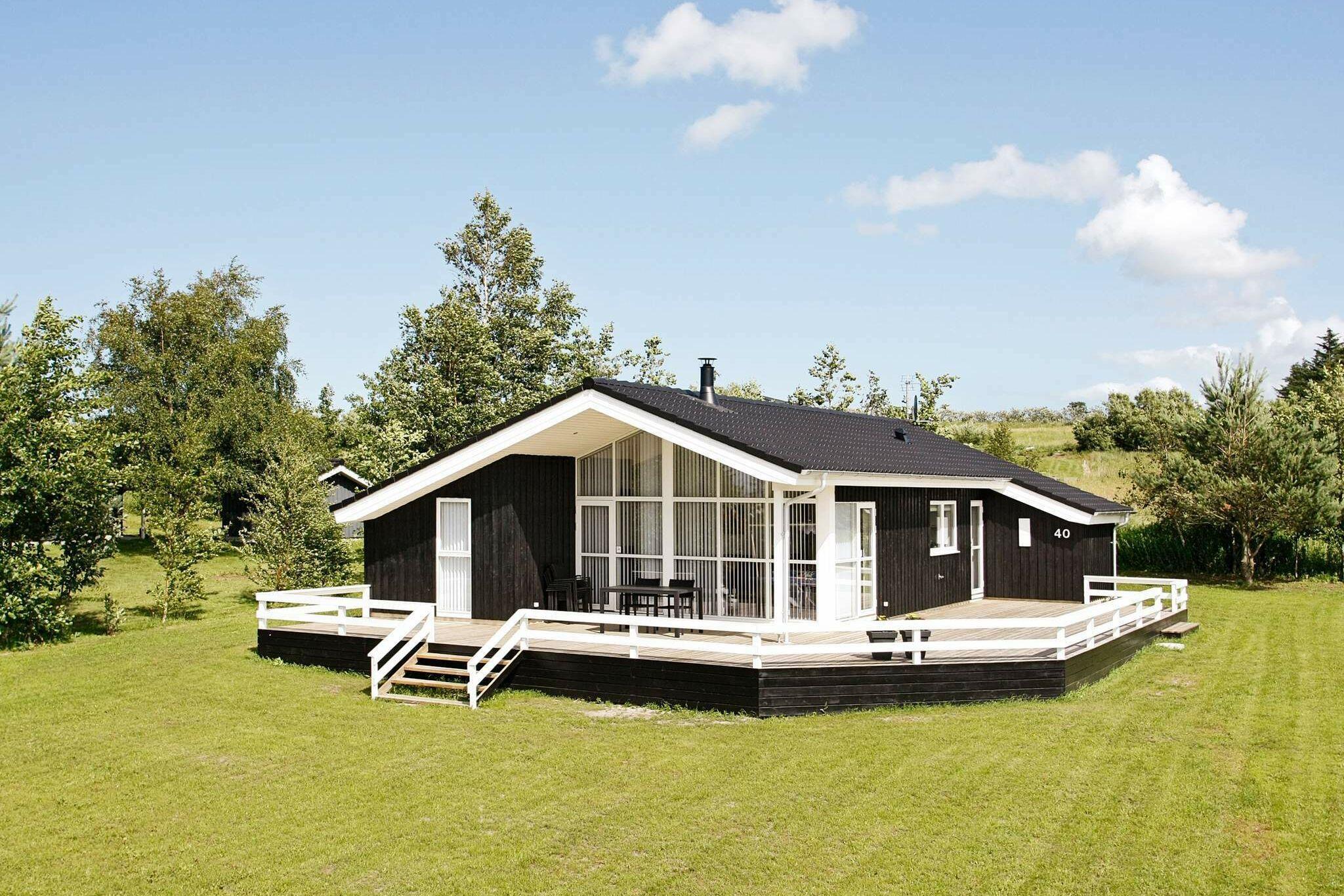 Ferienhaus in Fjerritslev für 8 Personen