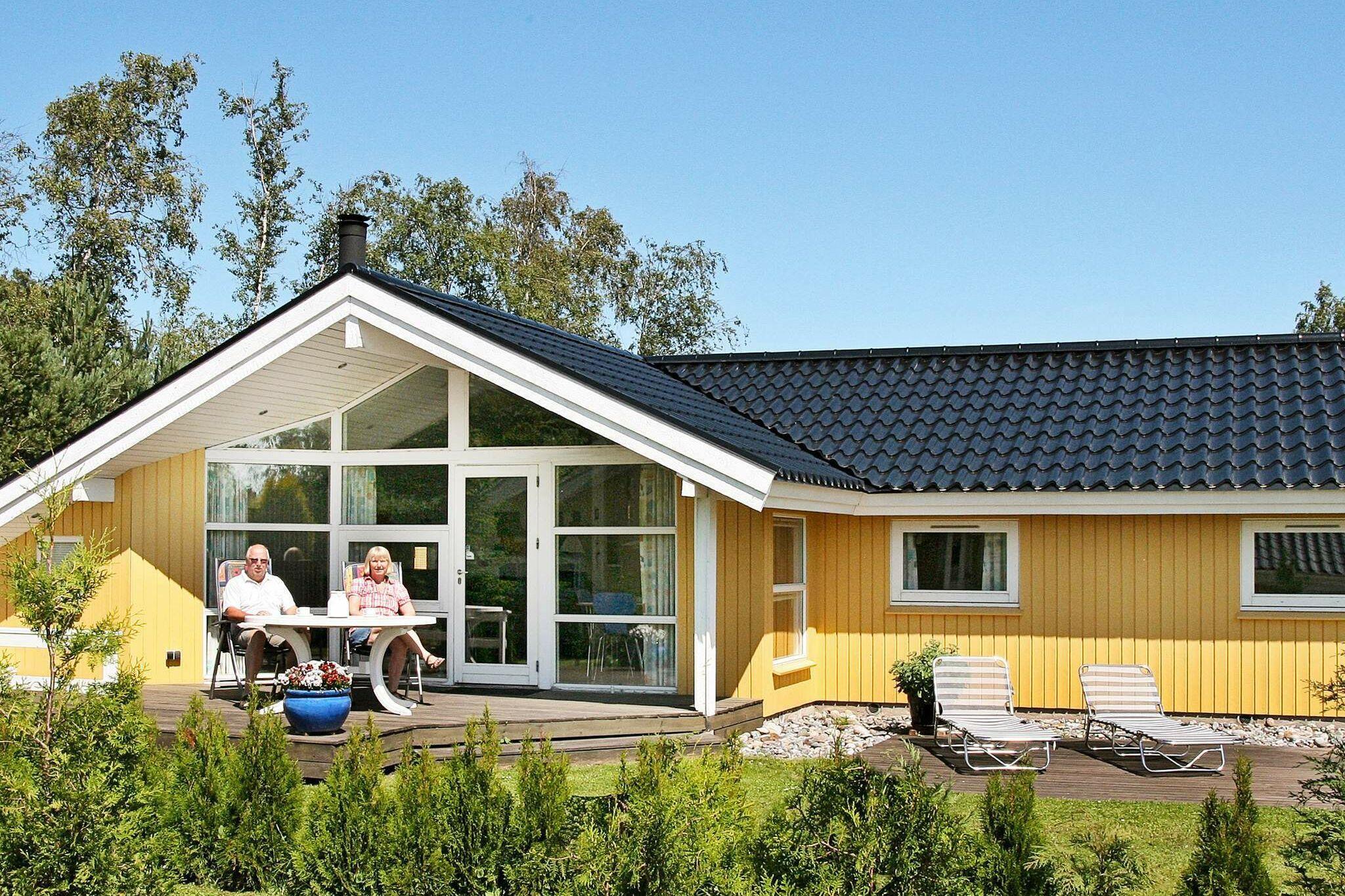 Ferienhaus in Väggerlöse für 10 Personen