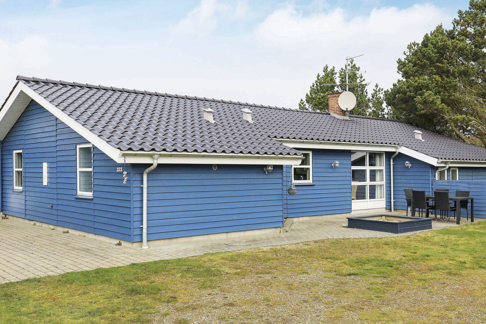 Ferienhaus in Ulfborg für 8 Personen