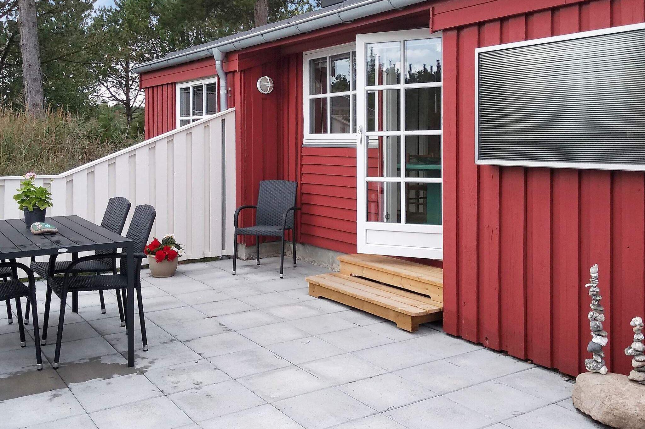 Ferienhaus in Albäk für 7 Personen