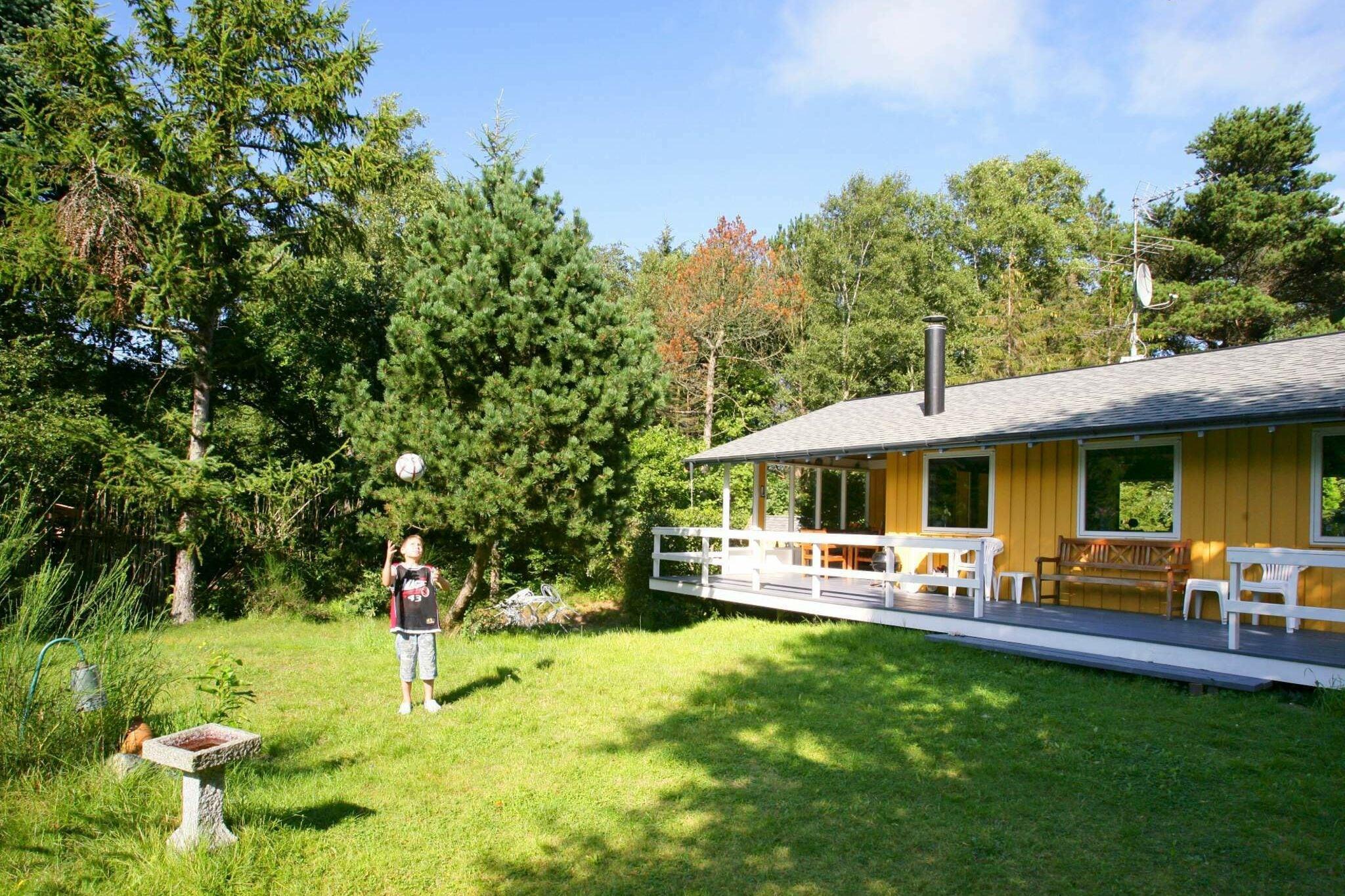 Ferienhaus in Grästed für 6 Personen