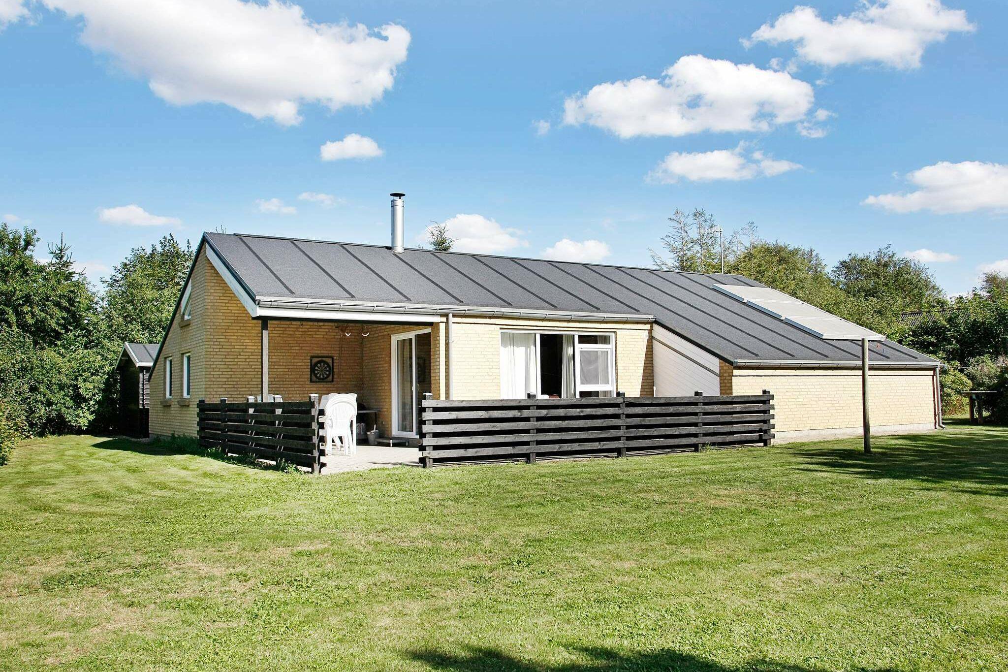 Ferienhaus in Spöttrup für 12 Personen