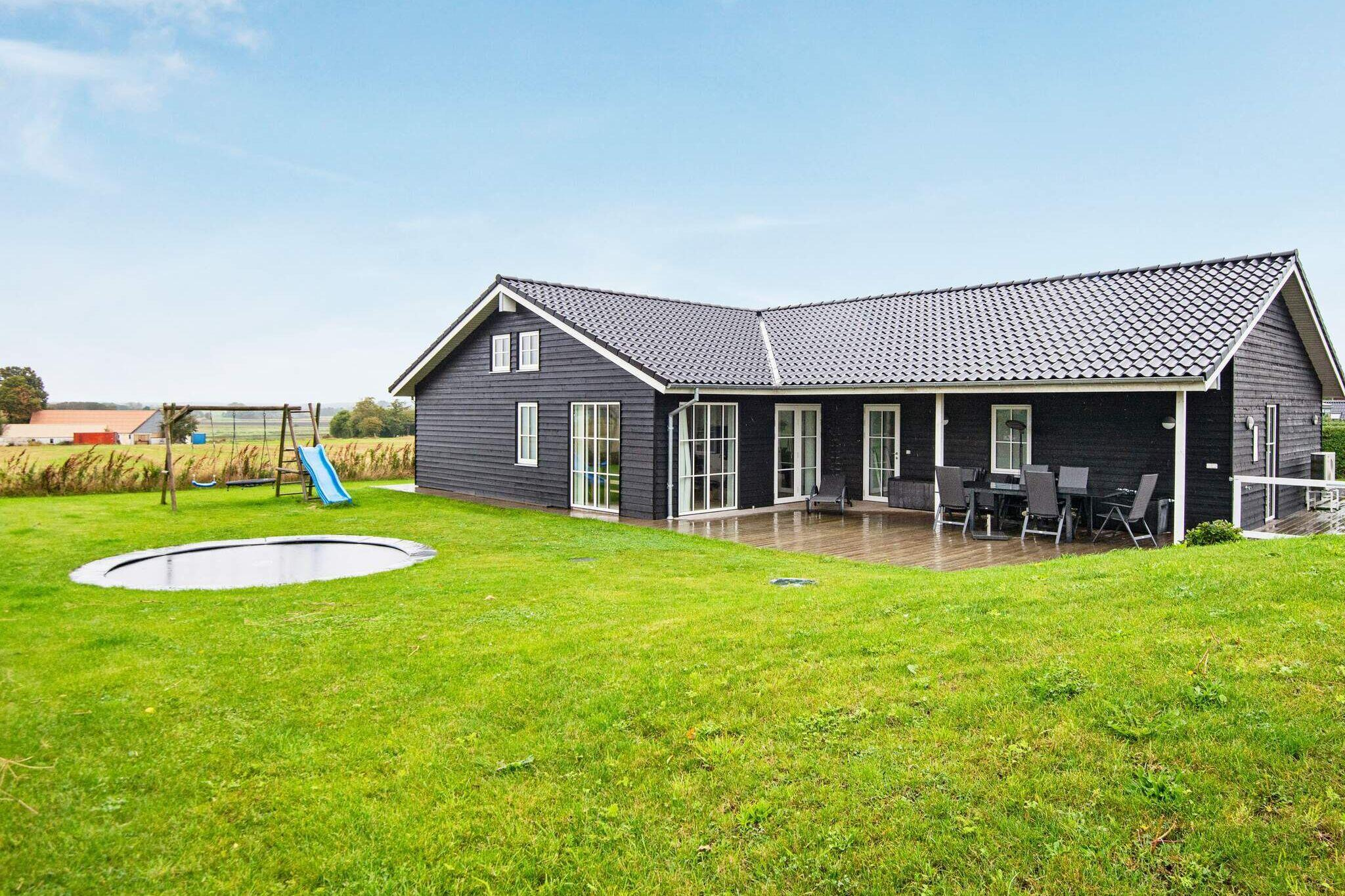 Ferienhaus in Ebeltoft für 12 Personen