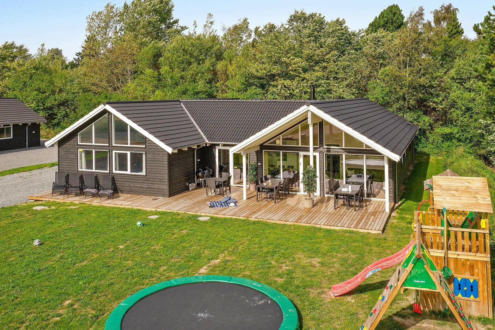 Ferienhaus in Vejby für 16 Personen