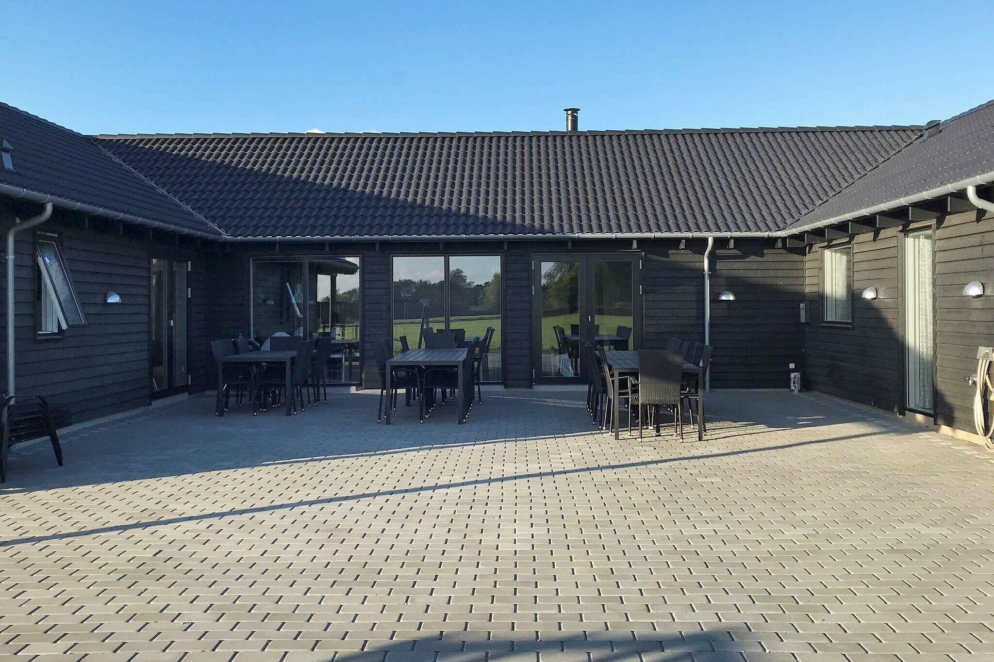 Ferienhaus in Stege für 24 Personen