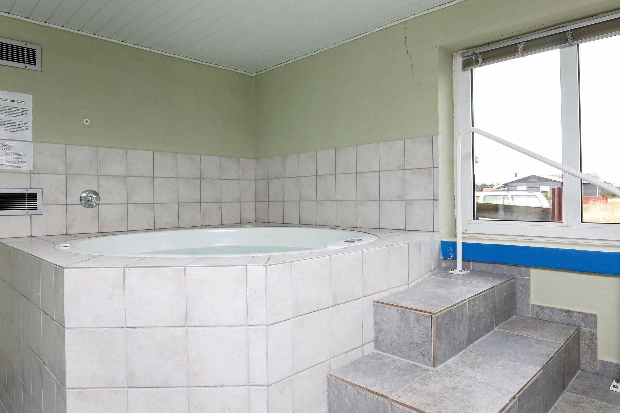 Ferienhaus in Harboöre für 10 Personen