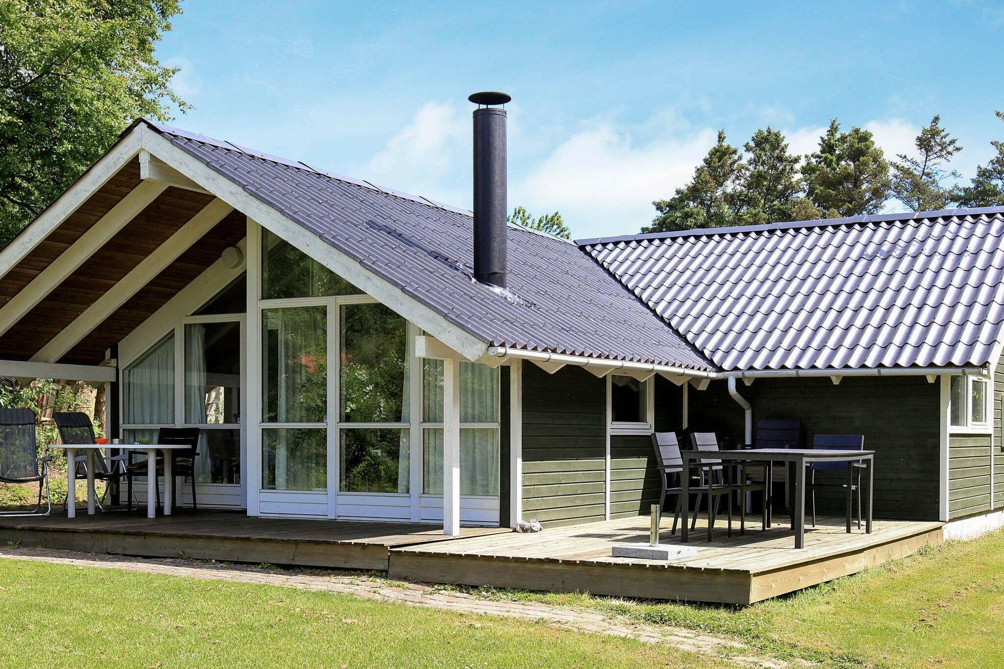 Ferienhaus in Vejby für 8 Personen