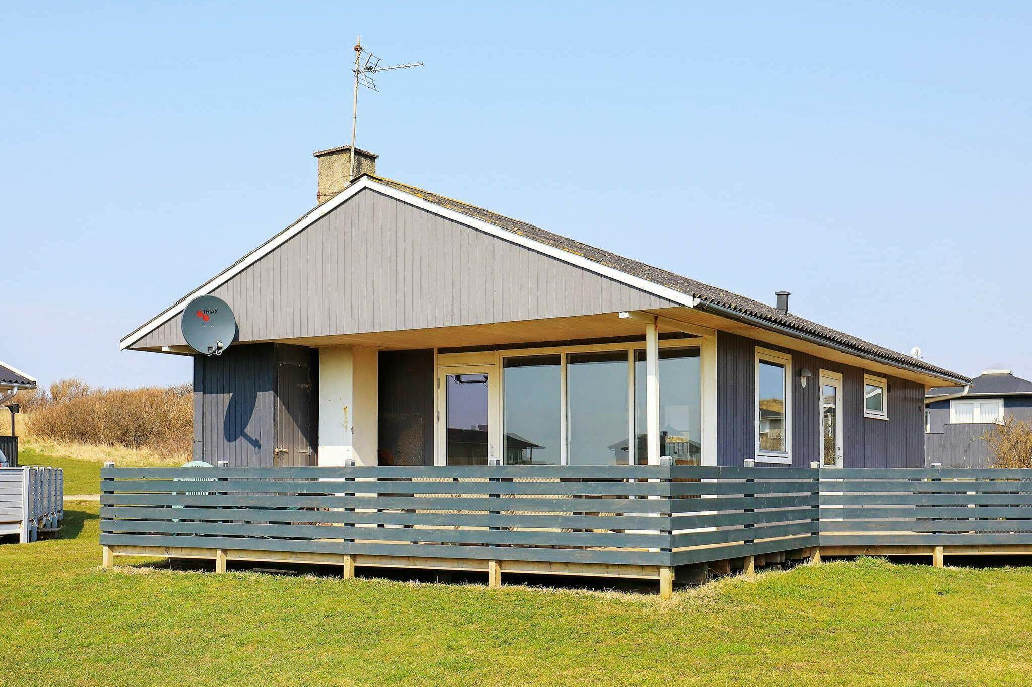Ferienhaus in Lemvig für 6 Personen