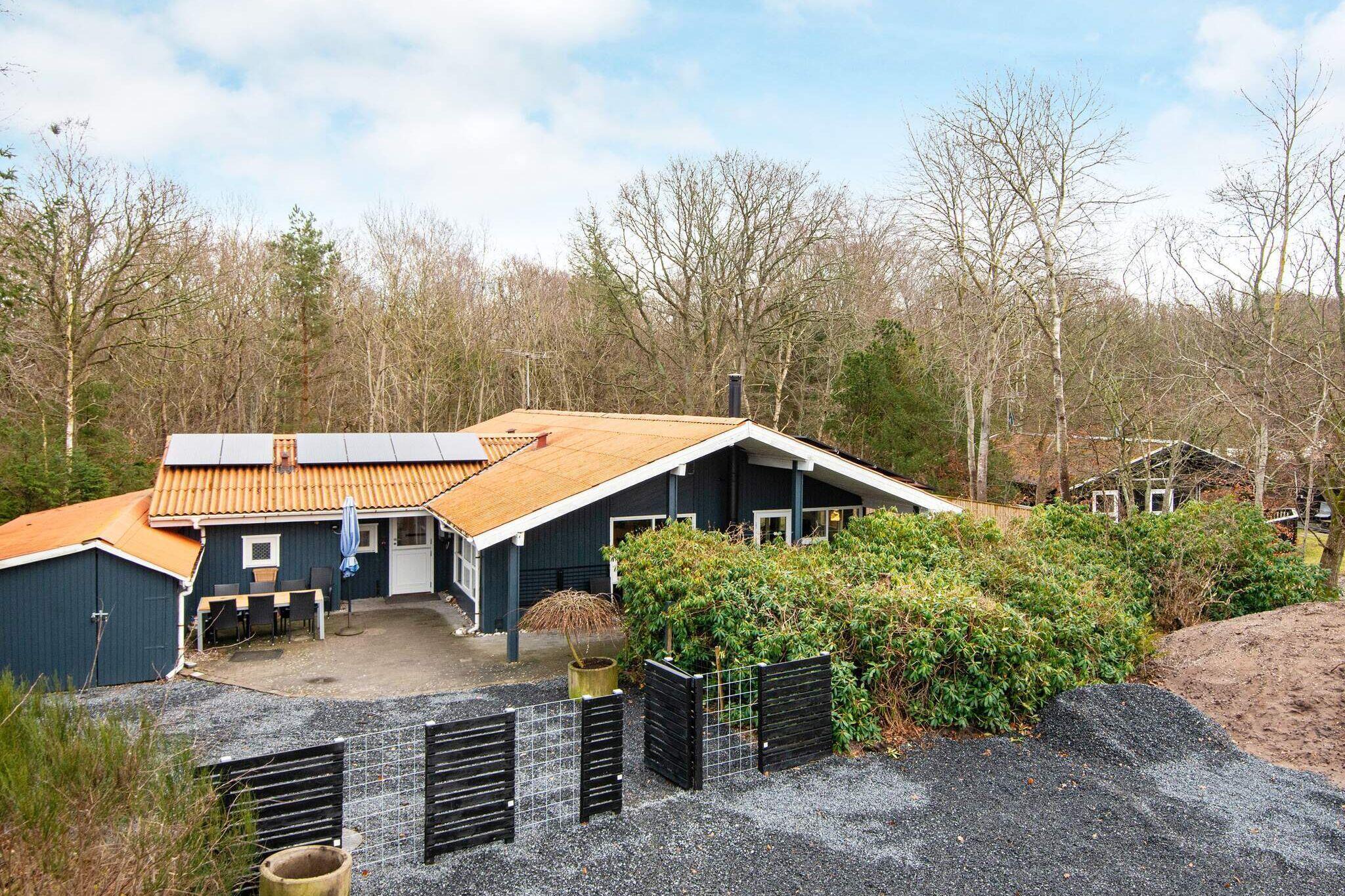 Ferienhaus in Glesborg für 12 Personen