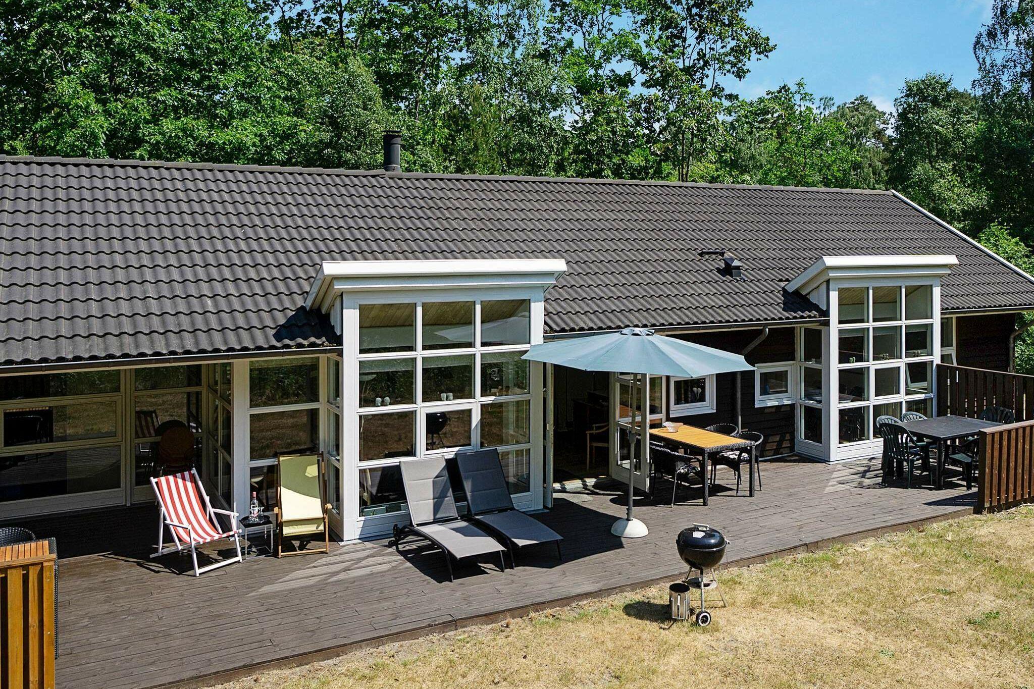 Ferienhaus in Hasle für 10 Personen