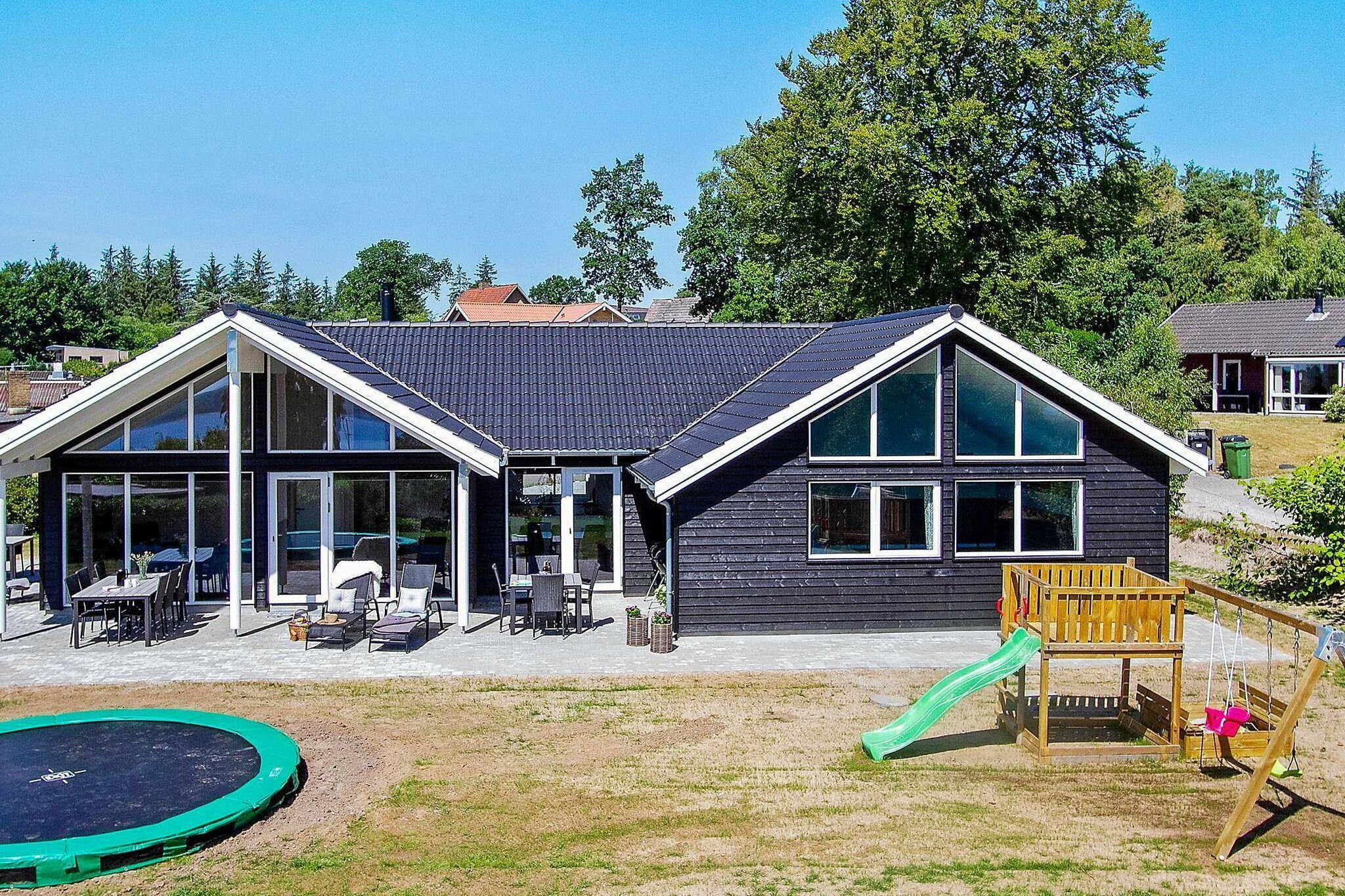 Ferienhaus in Börkop für 16 Personen