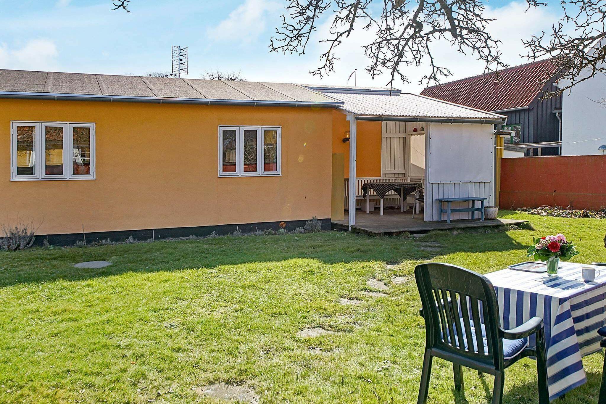 Ferienhaus in Svaneke für 4 Personen