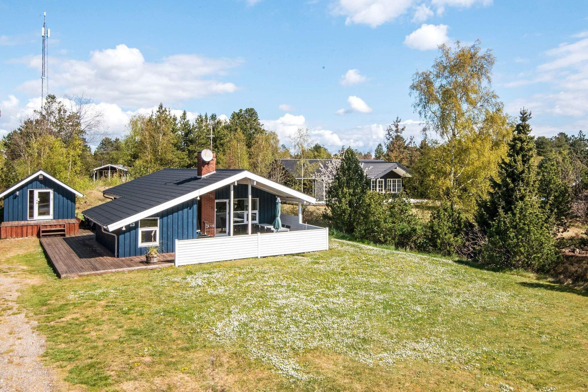 Ferienhaus in Ebeltoft für 9 Personen