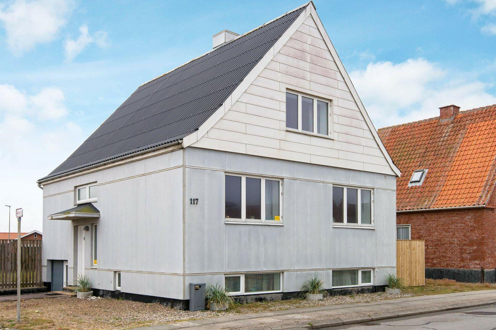Ferienhaus in Thyborön für 8 Personen