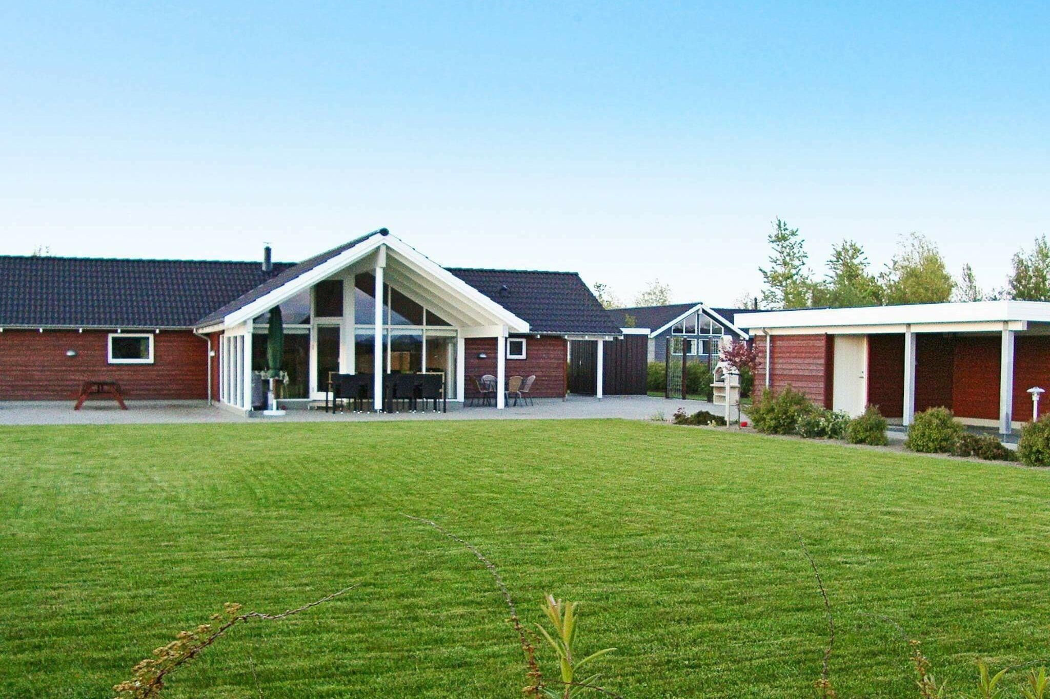 Ferienhaus in Idestrup für 10 Personen