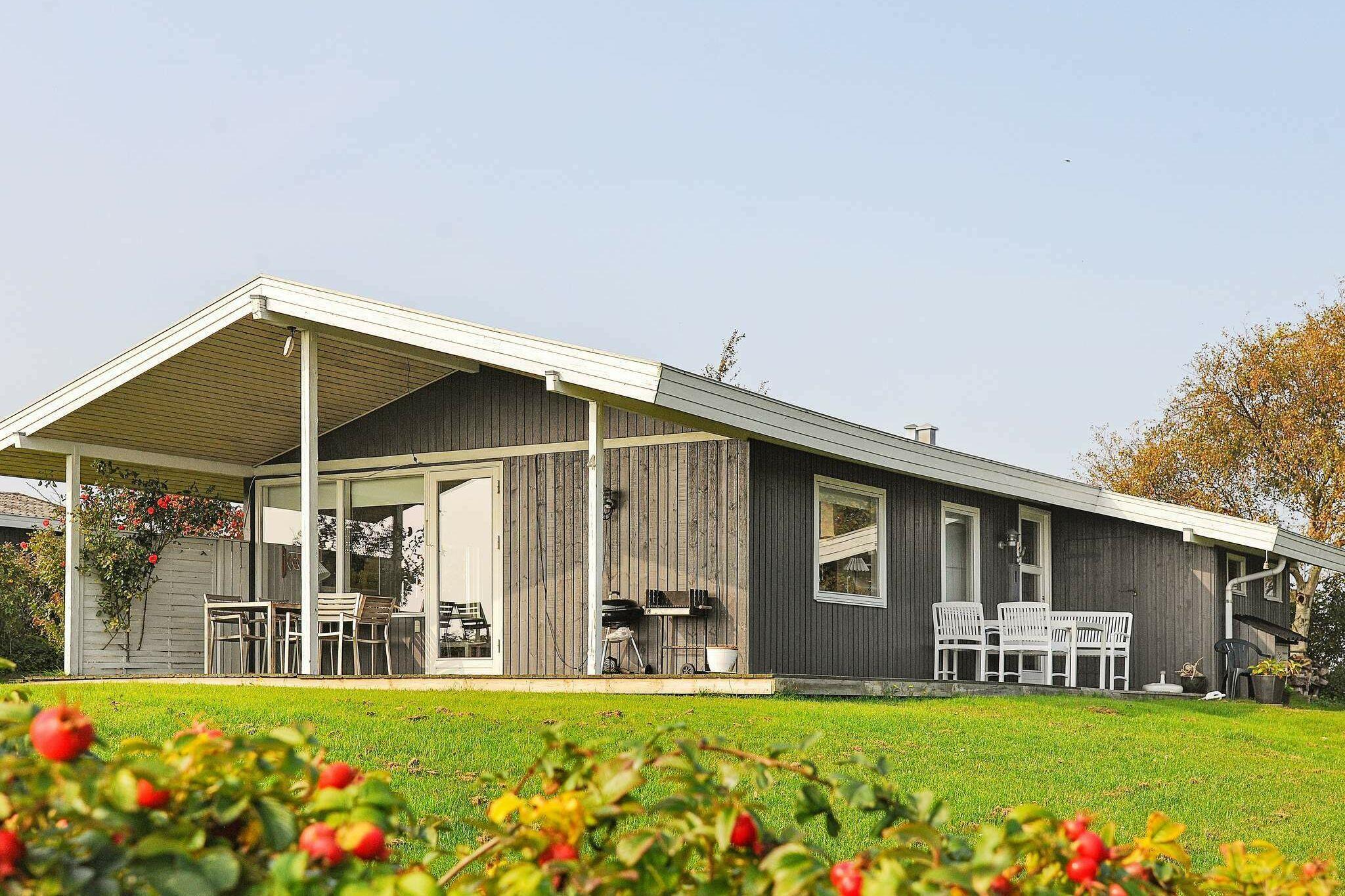 Ferienhaus in Ebberup für 6 Personen