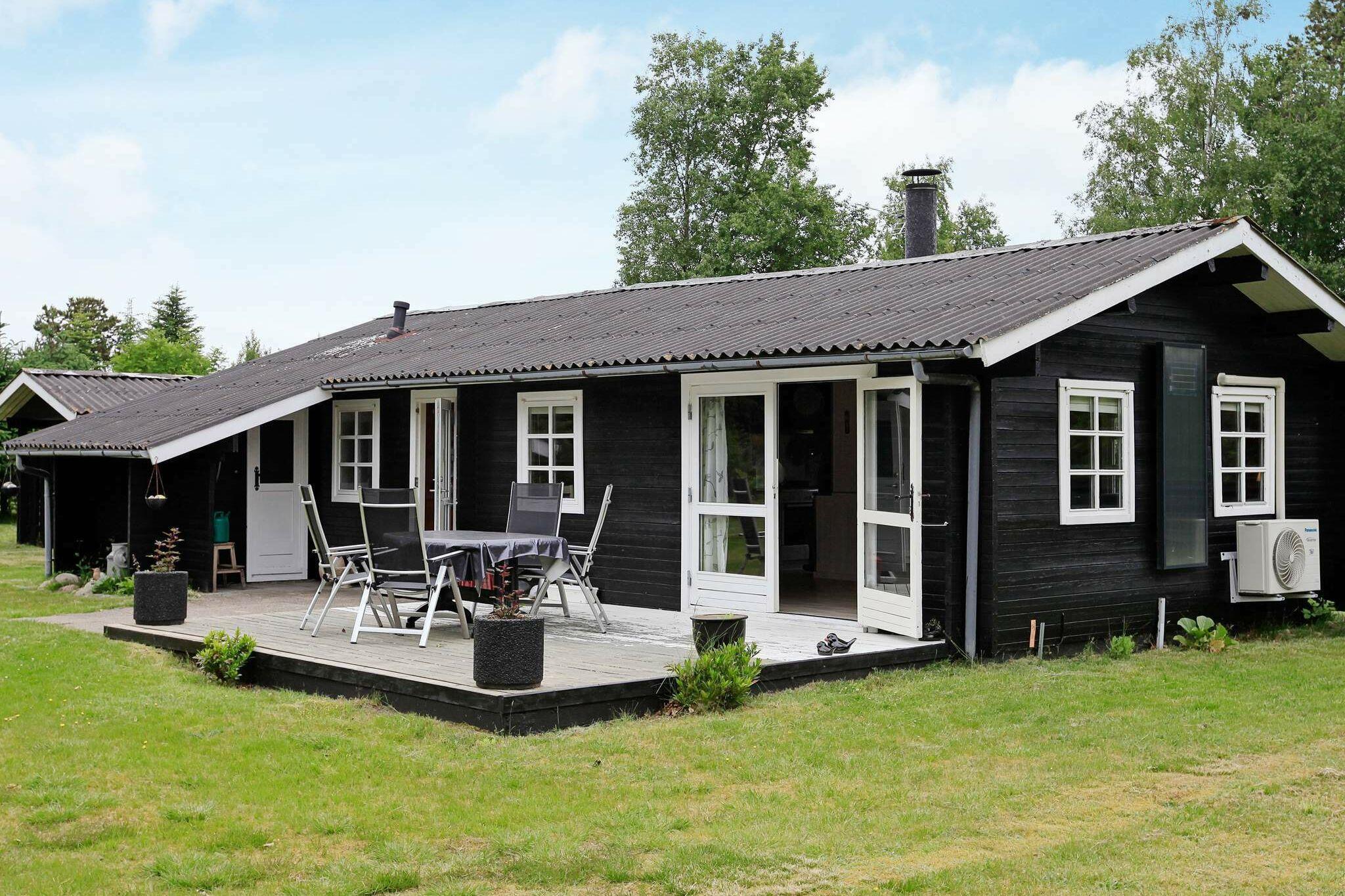 Ferienhaus in Jerup für 4 Personen