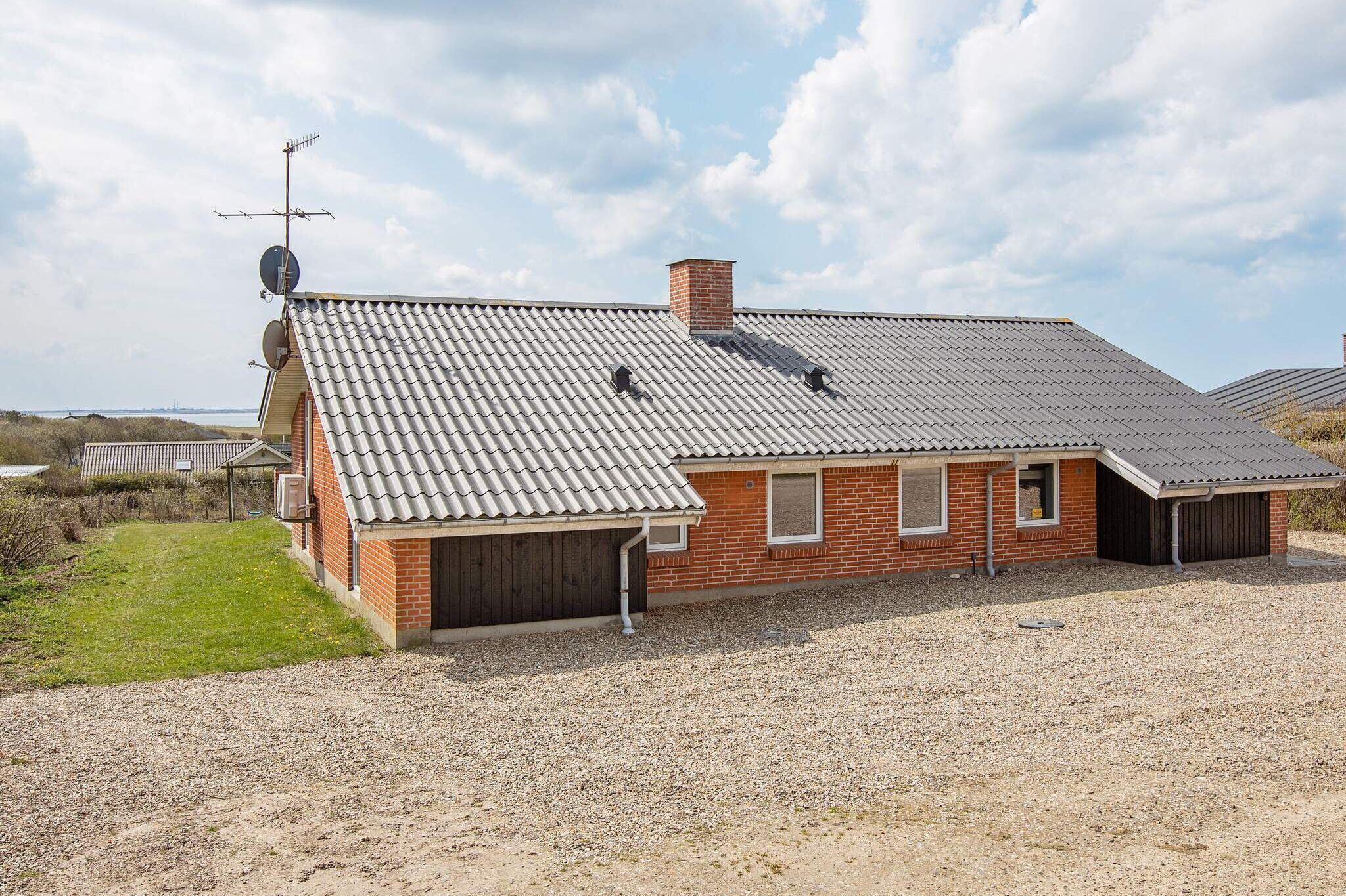 Ferienhaus in Vestervig für 12 Personen