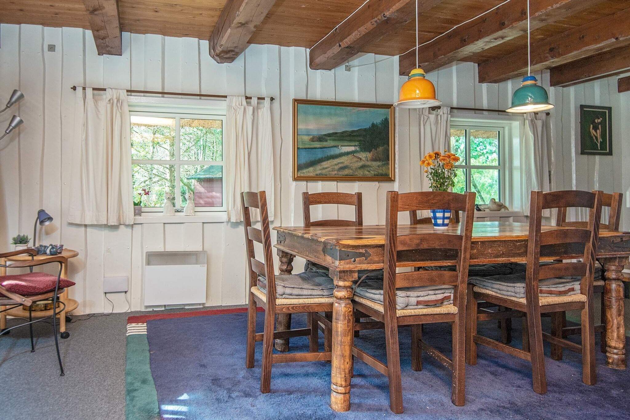 Ferienhaus in Römö für 7 Personen