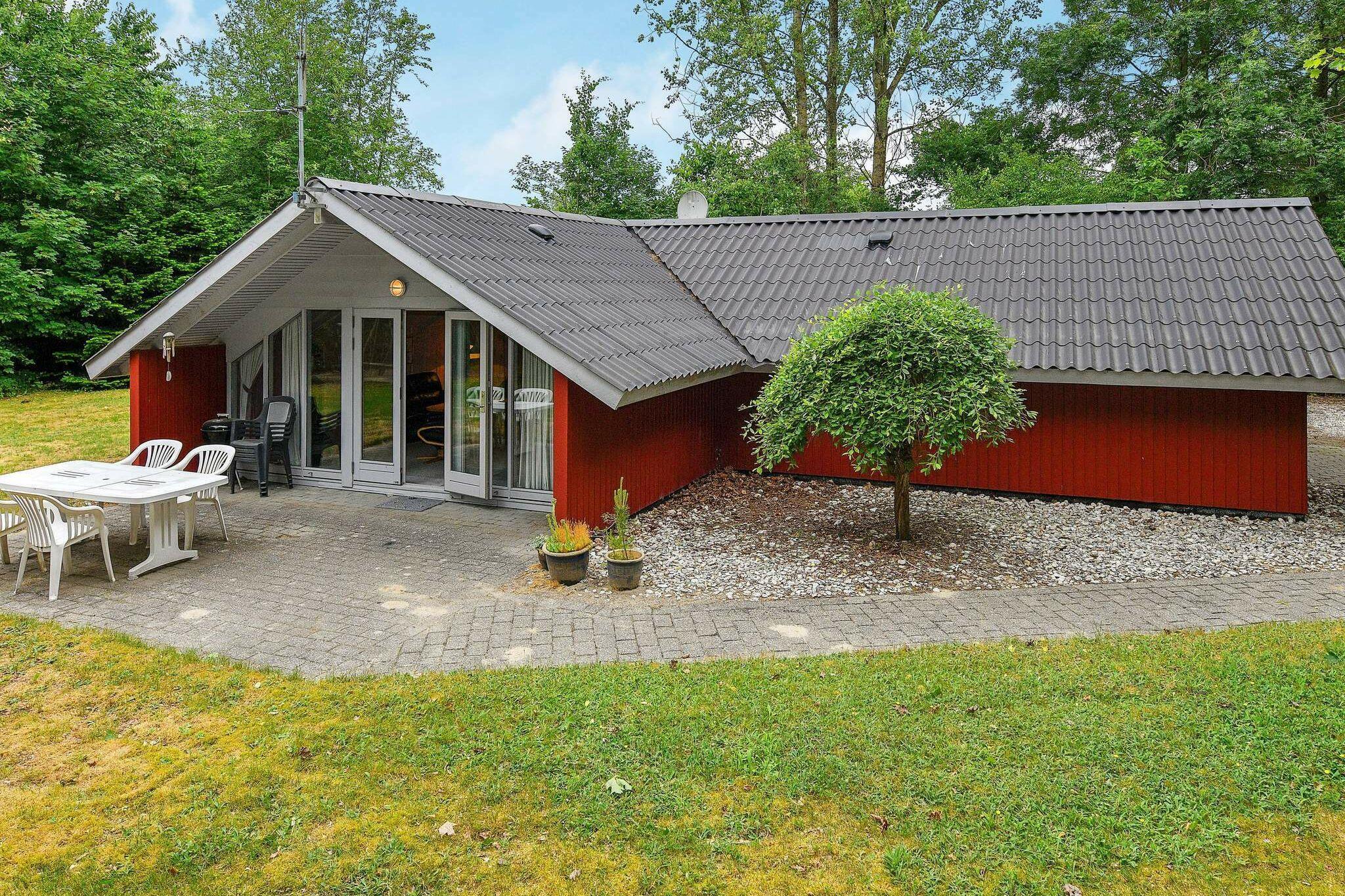 Ferienhaus in Ansager für 6 Personen