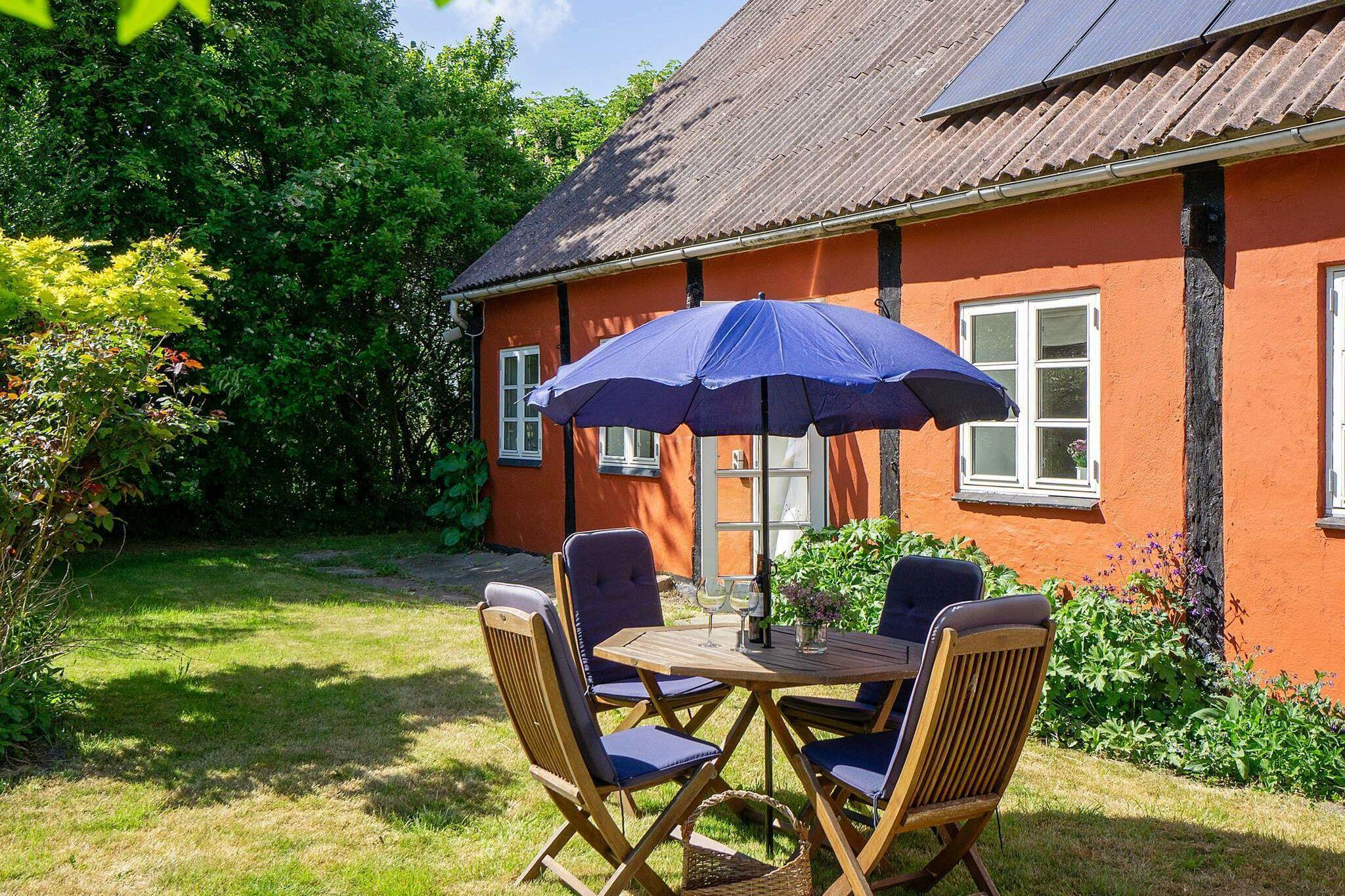 Ferienhaus in Østermarie für 8 Personen
