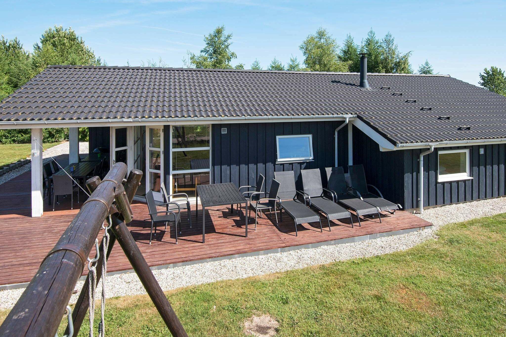 Ferienhaus in Glesborg für 11 Personen