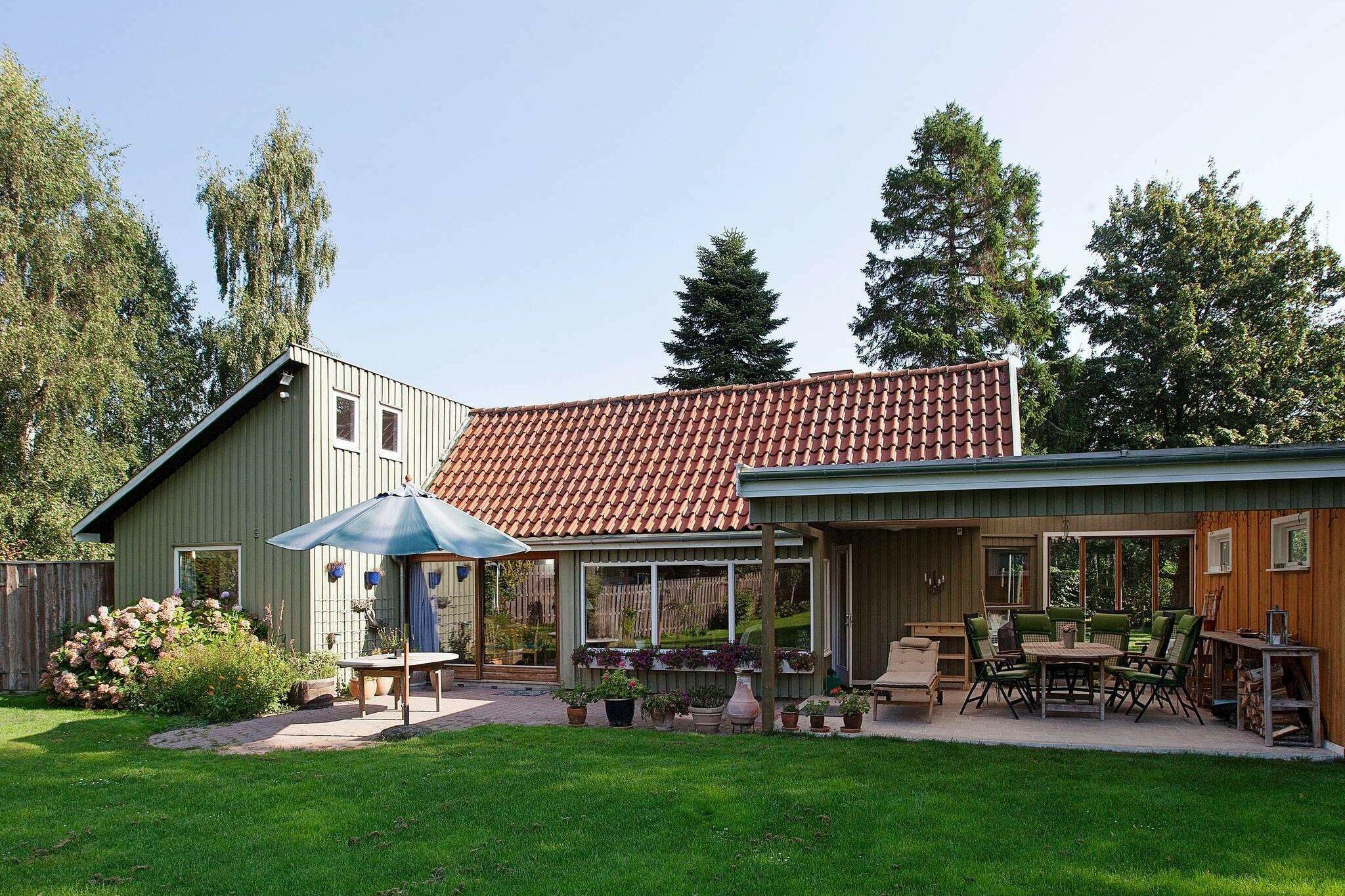 Ferienhaus in Väggerlöse für 6 Personen