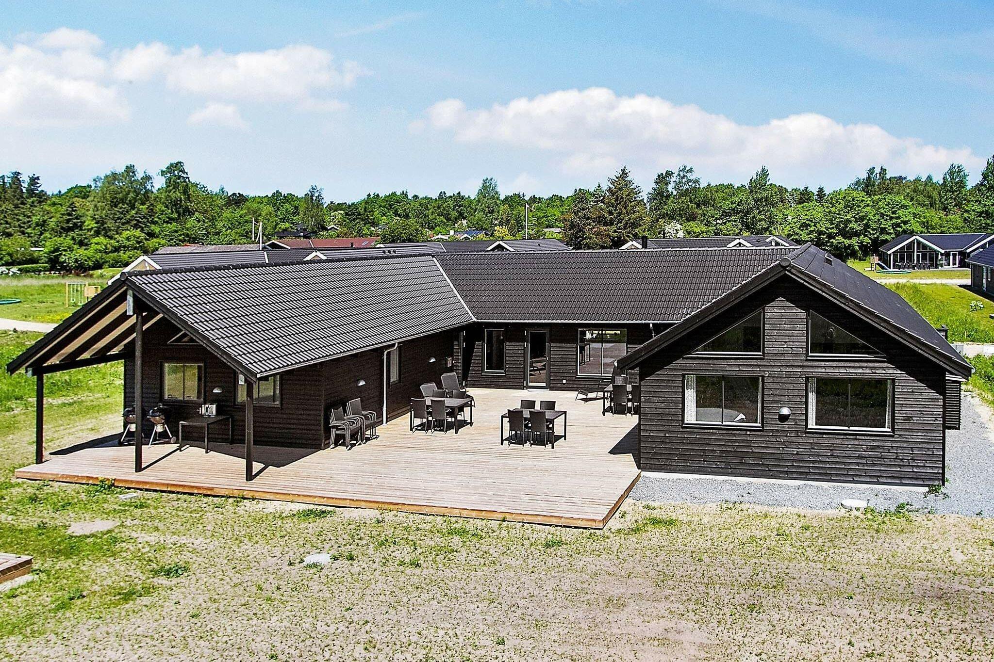 Ferienhaus in Vejby für 20 Personen