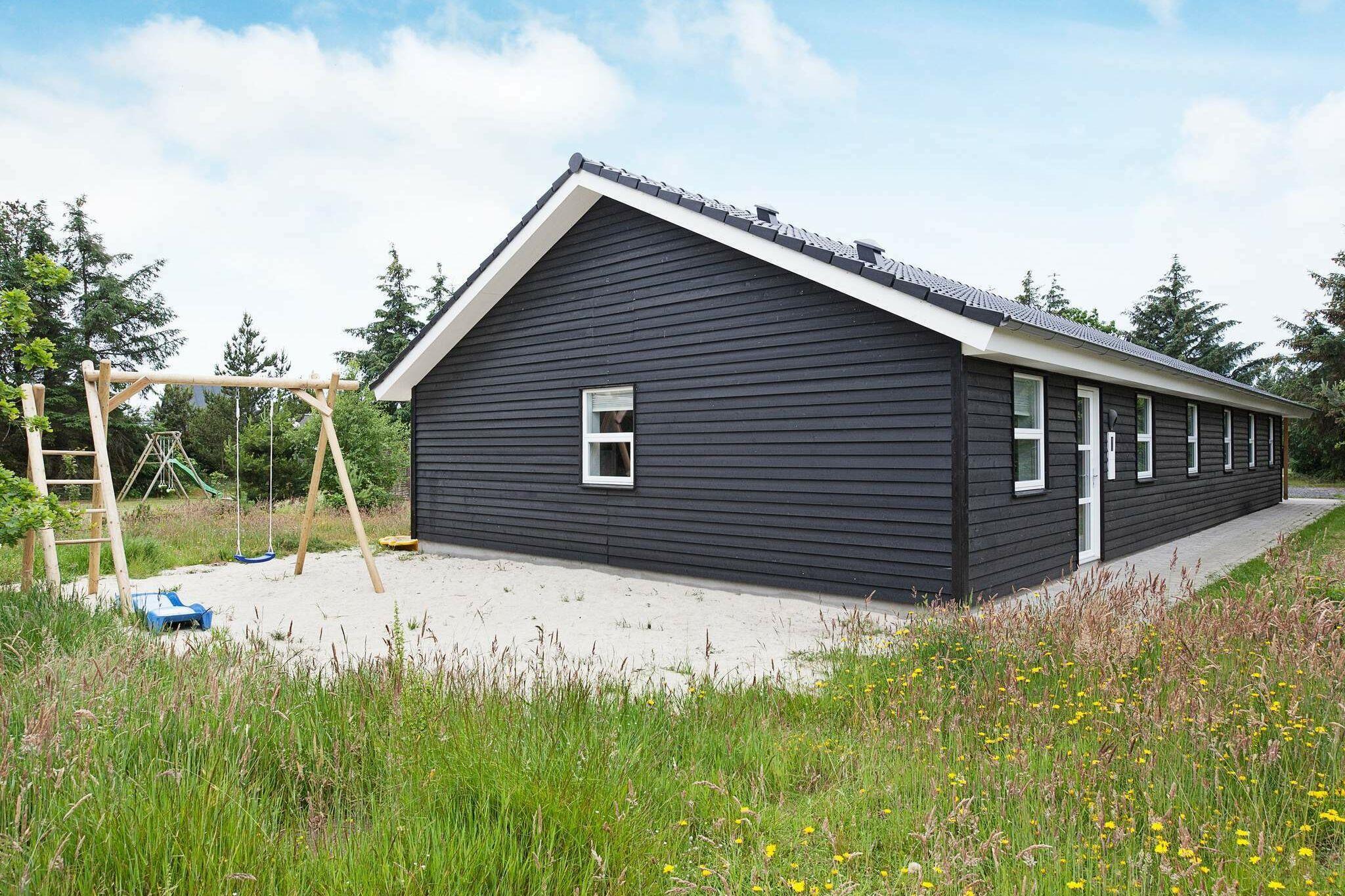 Ferienhaus in Blavand für 10 Personen