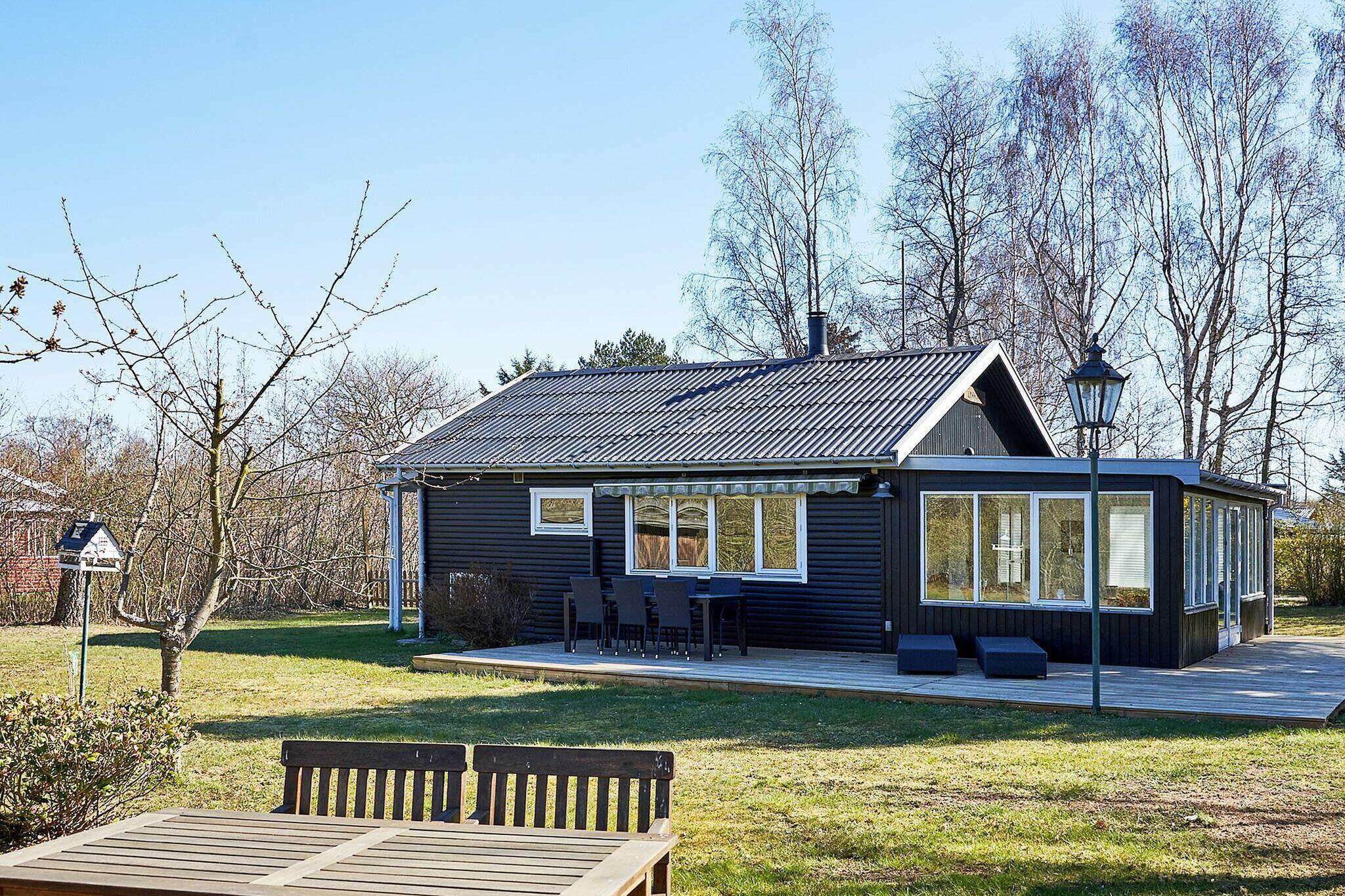 Ferienhaus in Hasle für 6 Personen