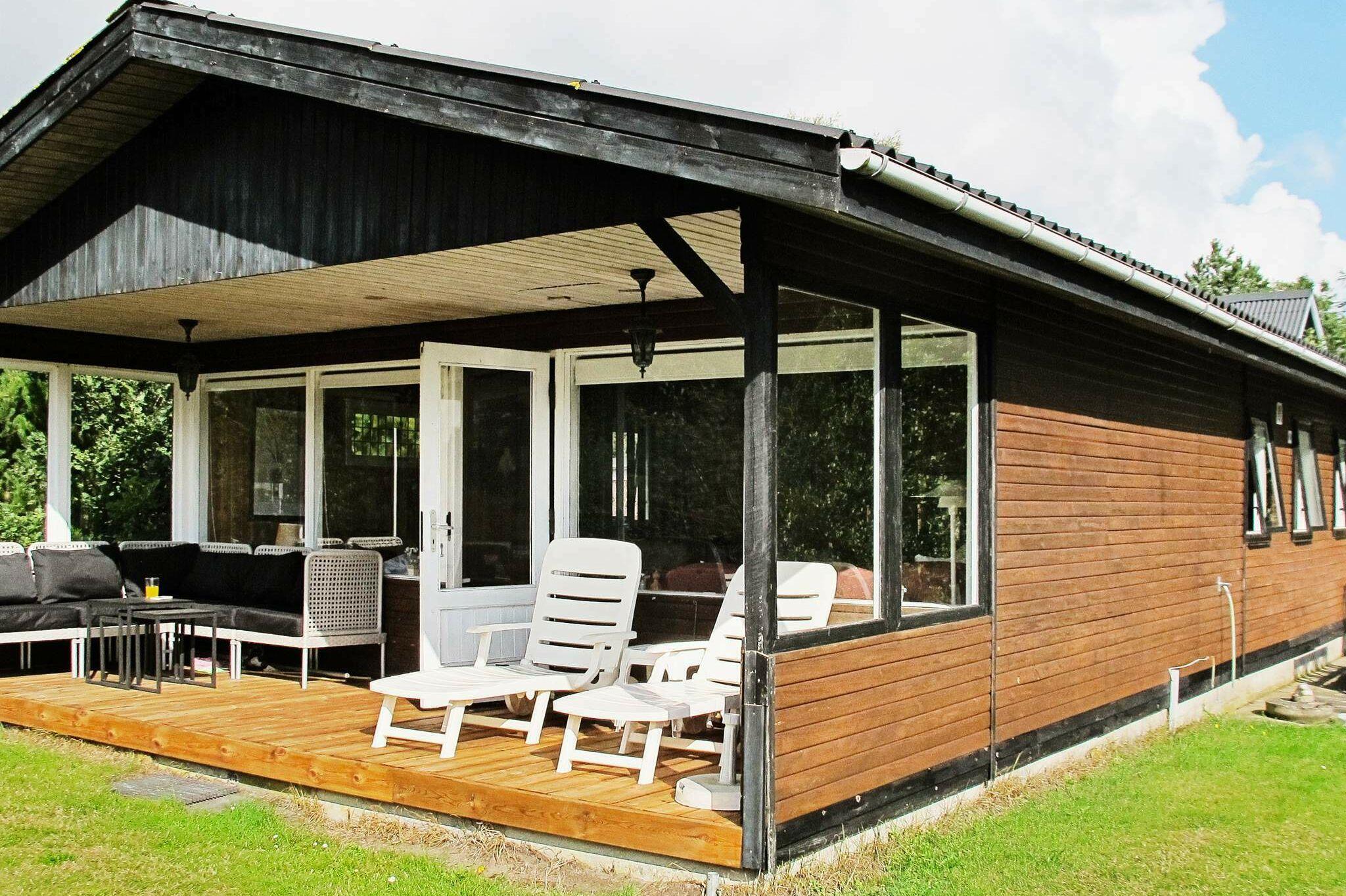 Ferienhaus in Hals für 4 Personen