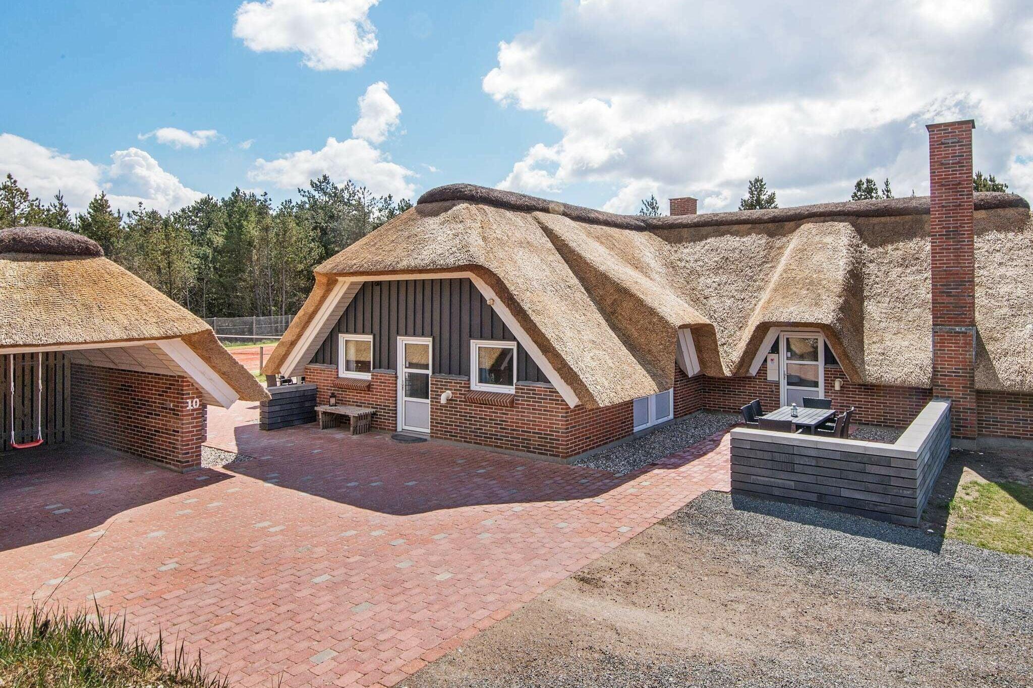 Ferienhaus in Römö für 14 Personen