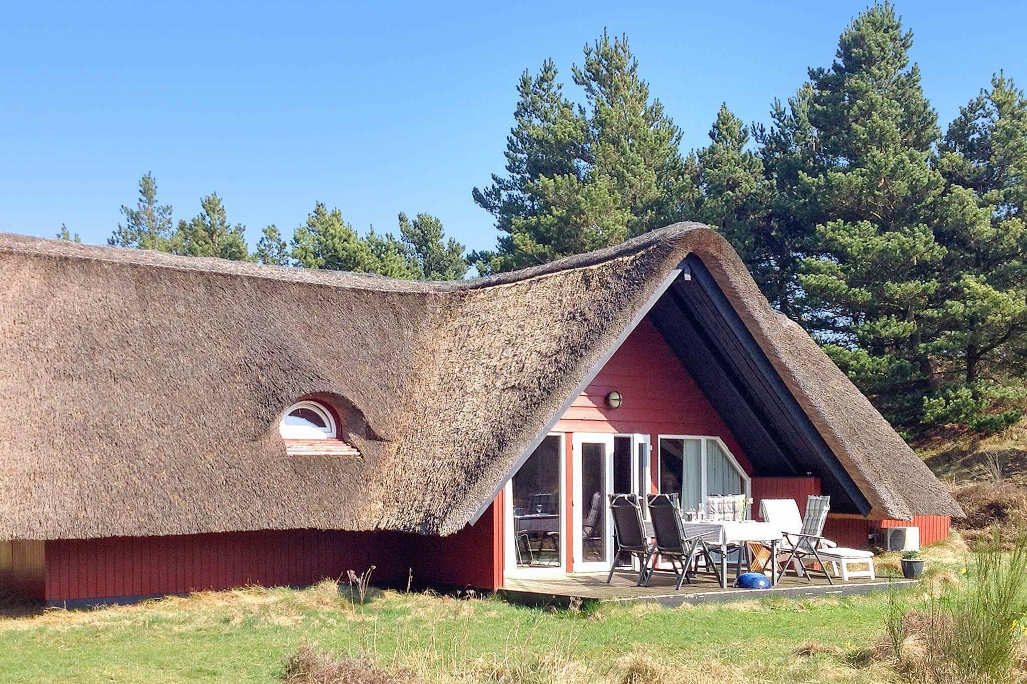 Ferienhaus in Römö für 4 Personen