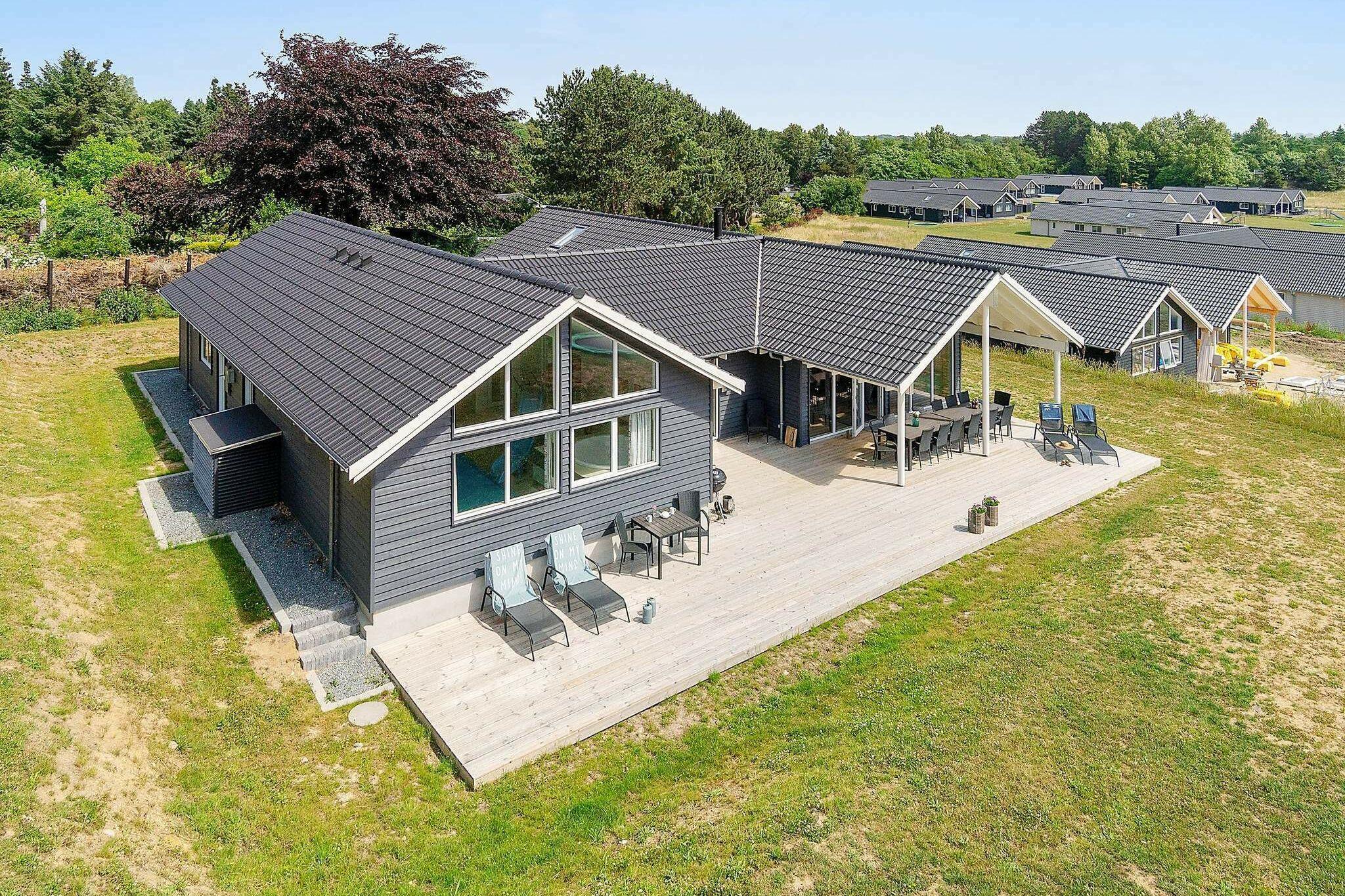 Ferienhaus in Vejby für 18 Personen