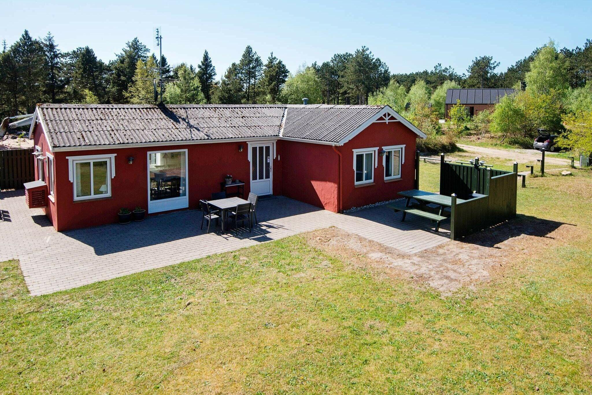 Ferienhaus in Römö für 5 Personen