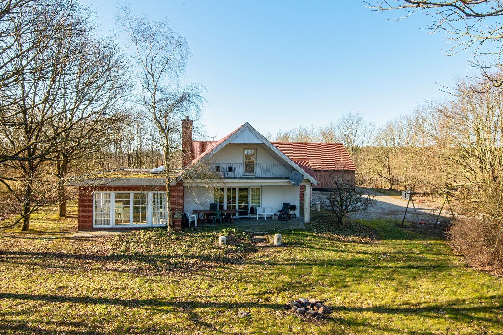 Ferienhaus in Kibäk für 11 Personen