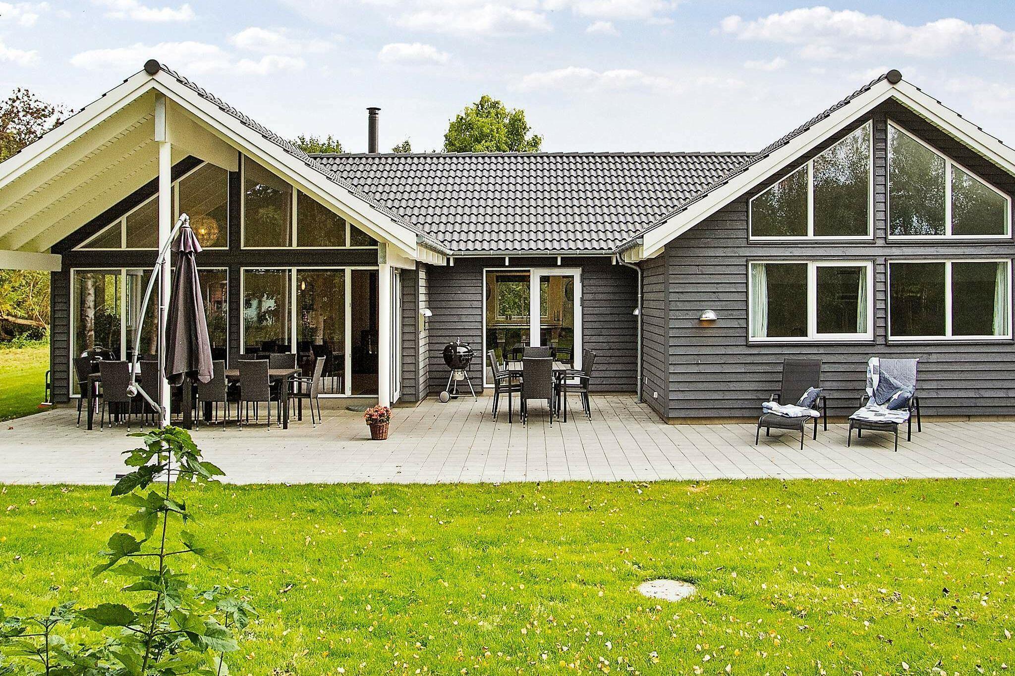Ferienhaus in Höjby für 18 Personen