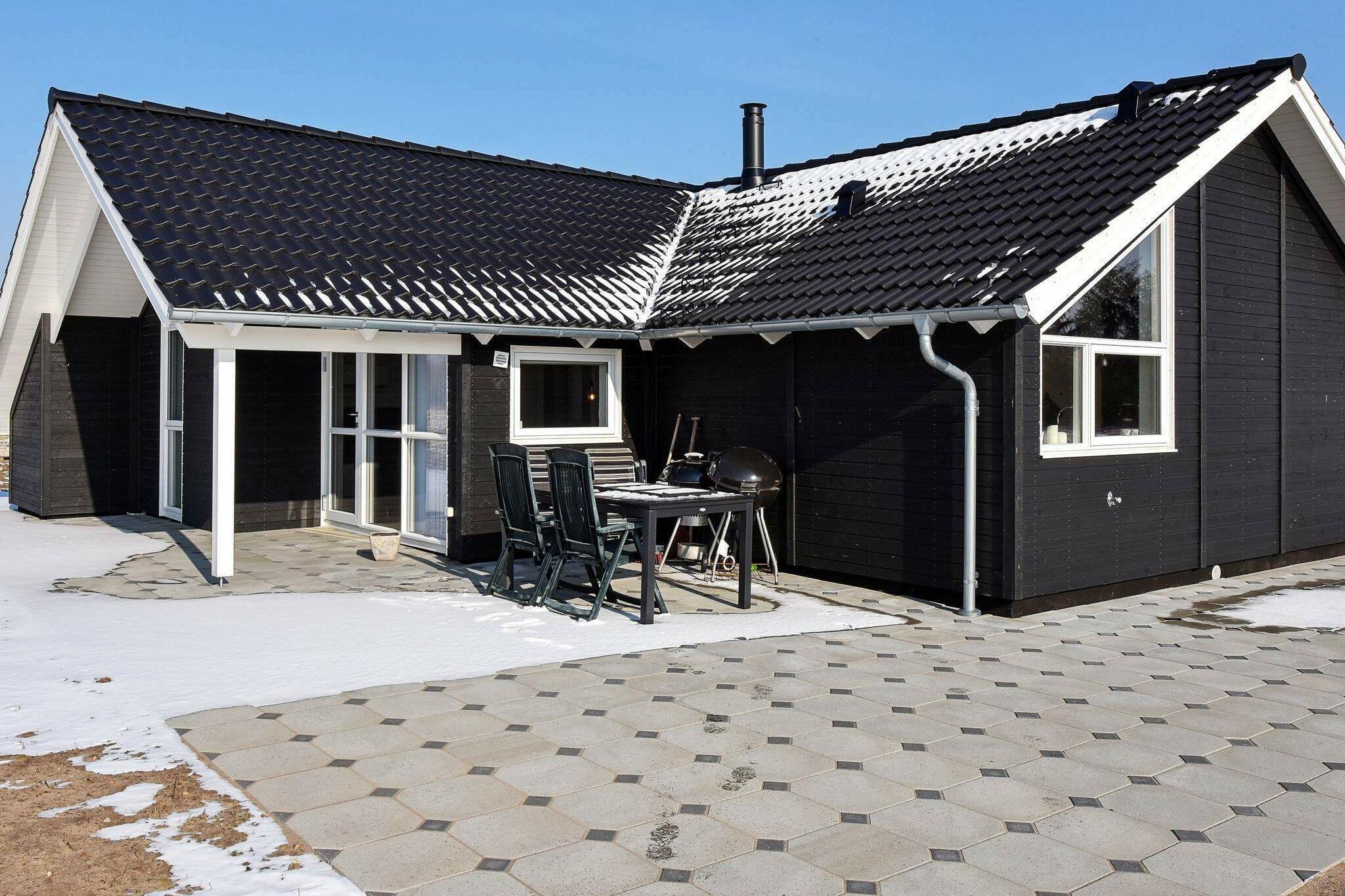 Ferienhaus in Ansager für 10 Personen