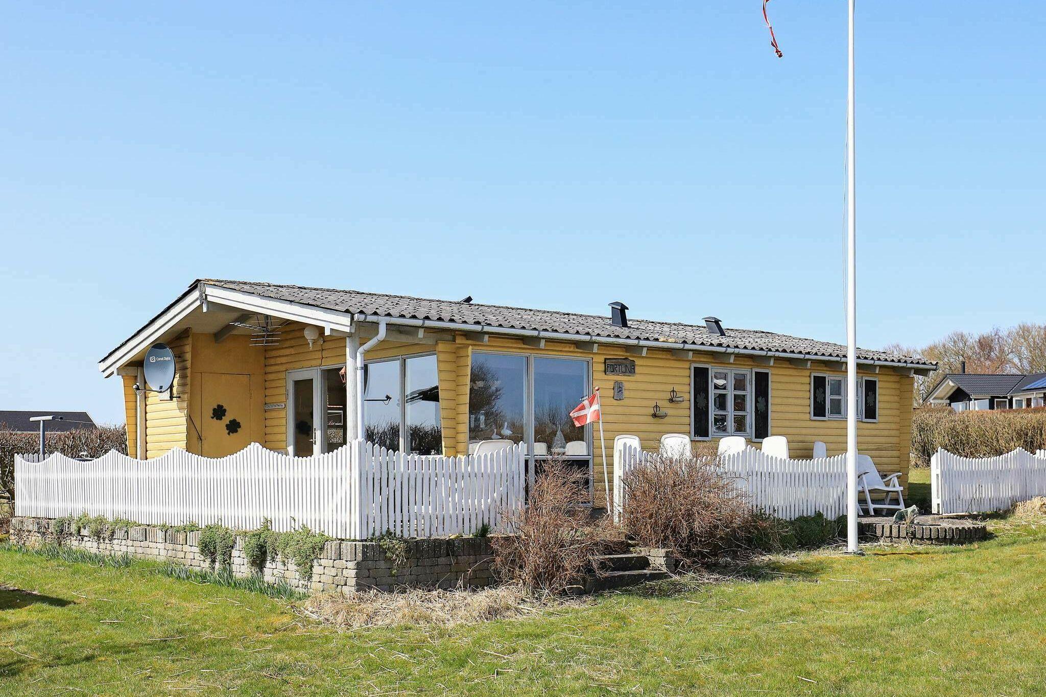 Ferienhaus in Snedsted für 4 Personen