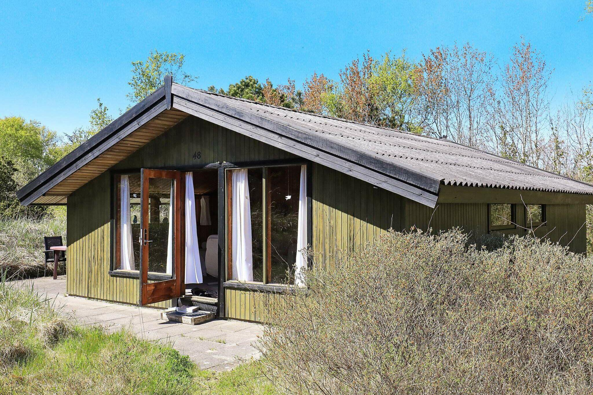 Ferienhaus in Albäk für 4 Personen
