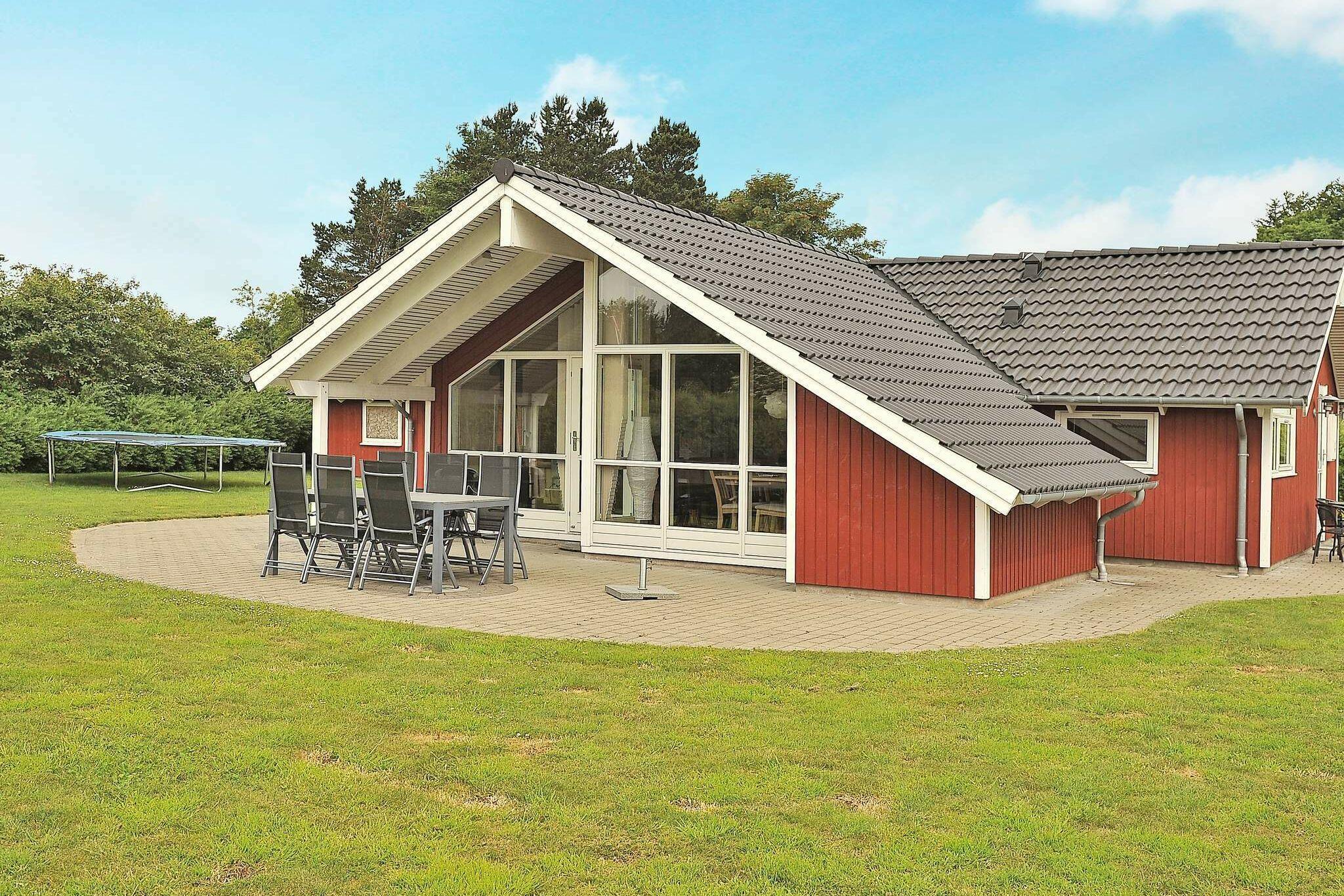 Ferienhaus in Ansager für 7 Personen