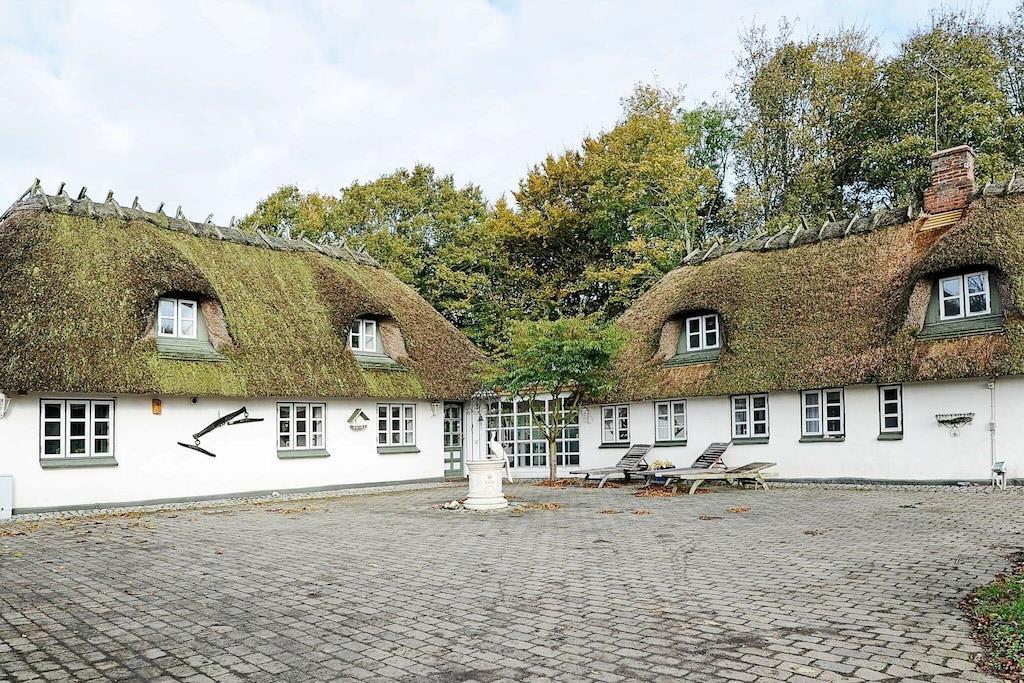 Ferienhaus in Juelsminde für 12 Personen